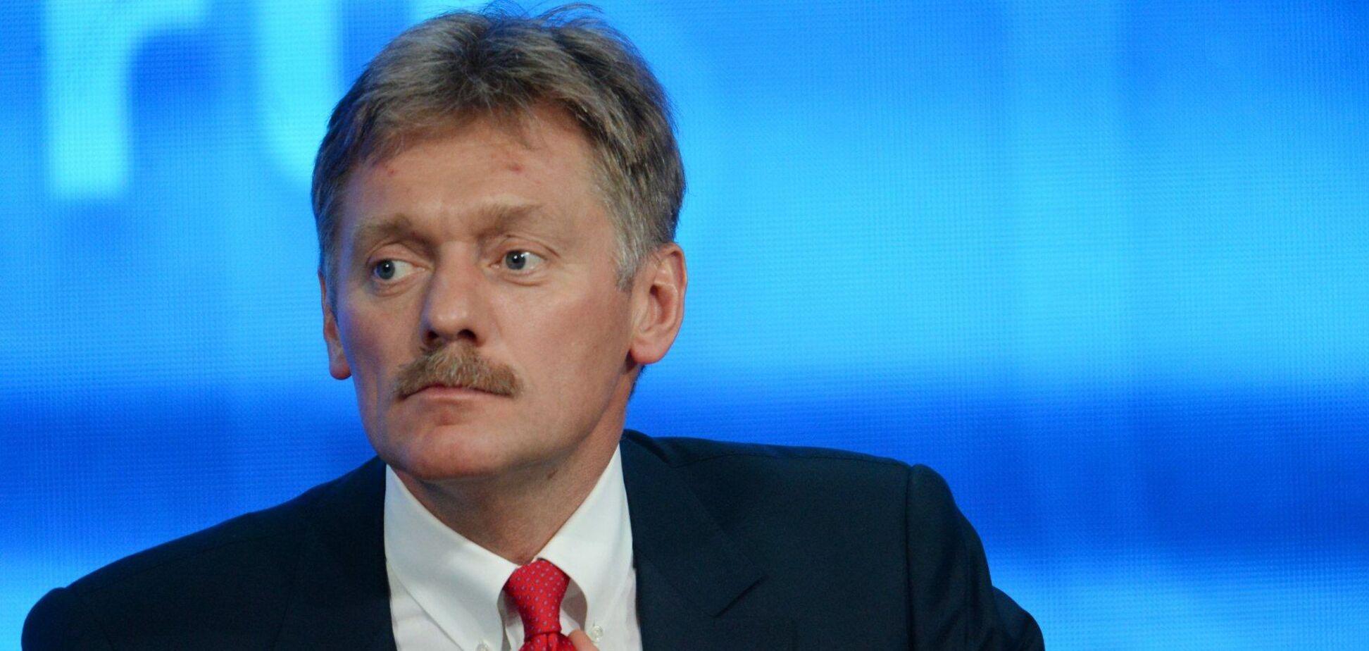 Пєсков про можливу нову холодну війну зі США: Росія готова до гіршого