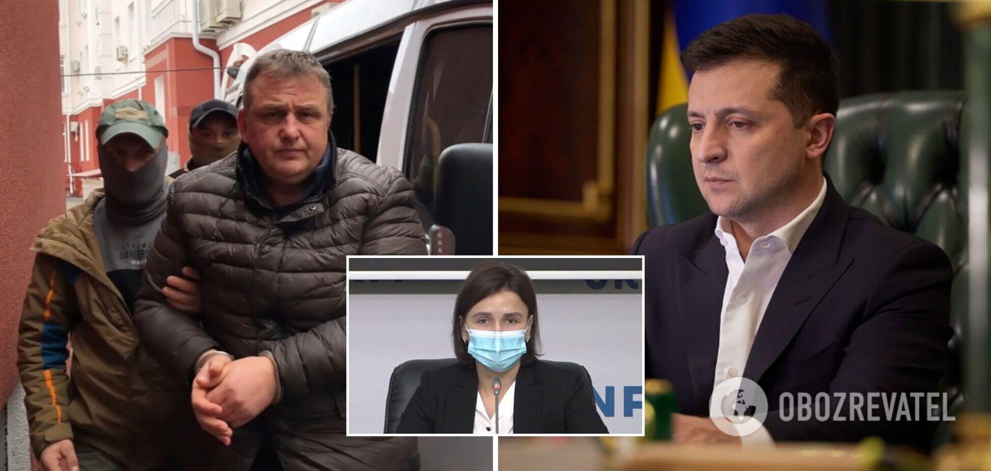 Дружина заарештованого в Криму журналіста звернулася до Зеленського