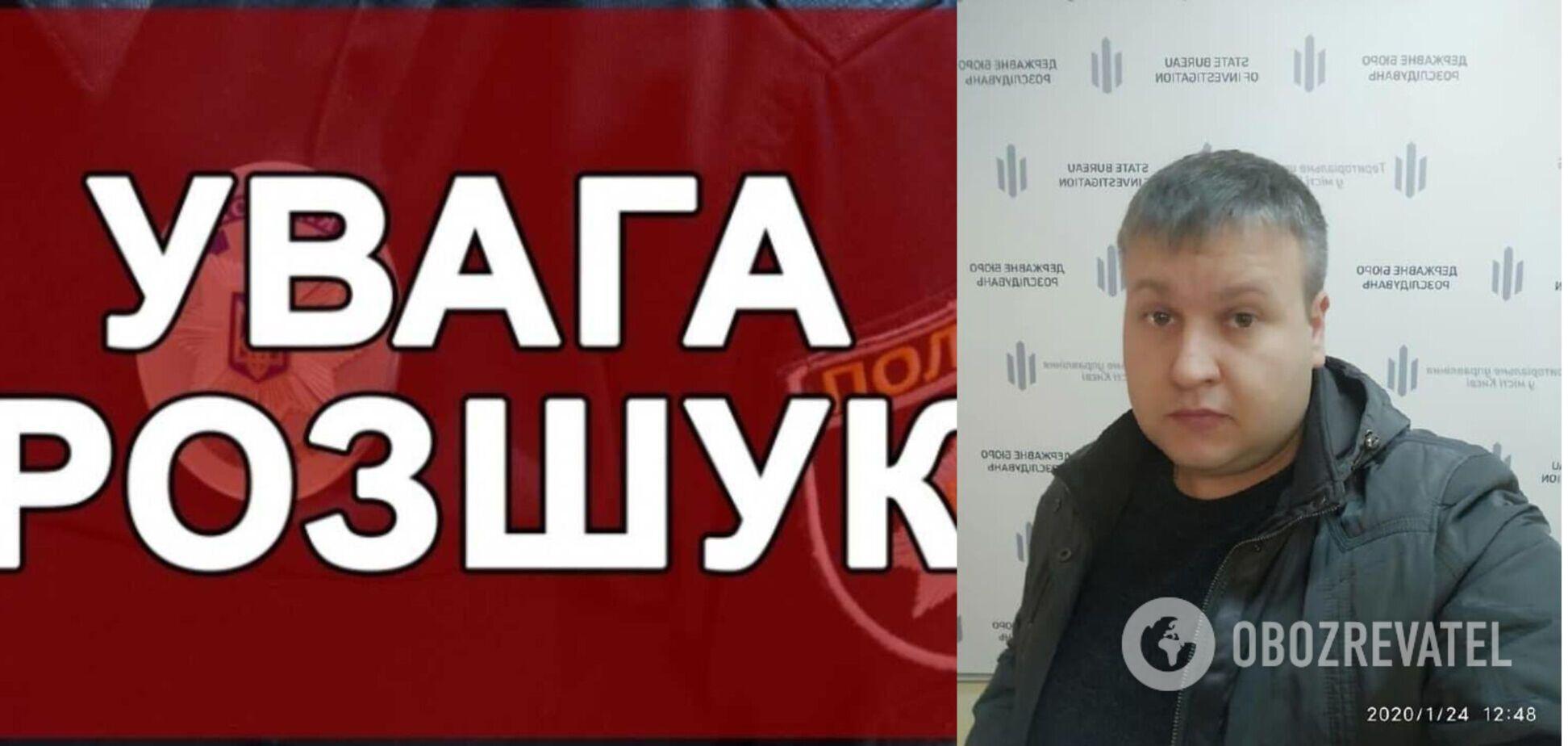 МВС оголосило в розшук депутата Київської облради, засудженого за хабар