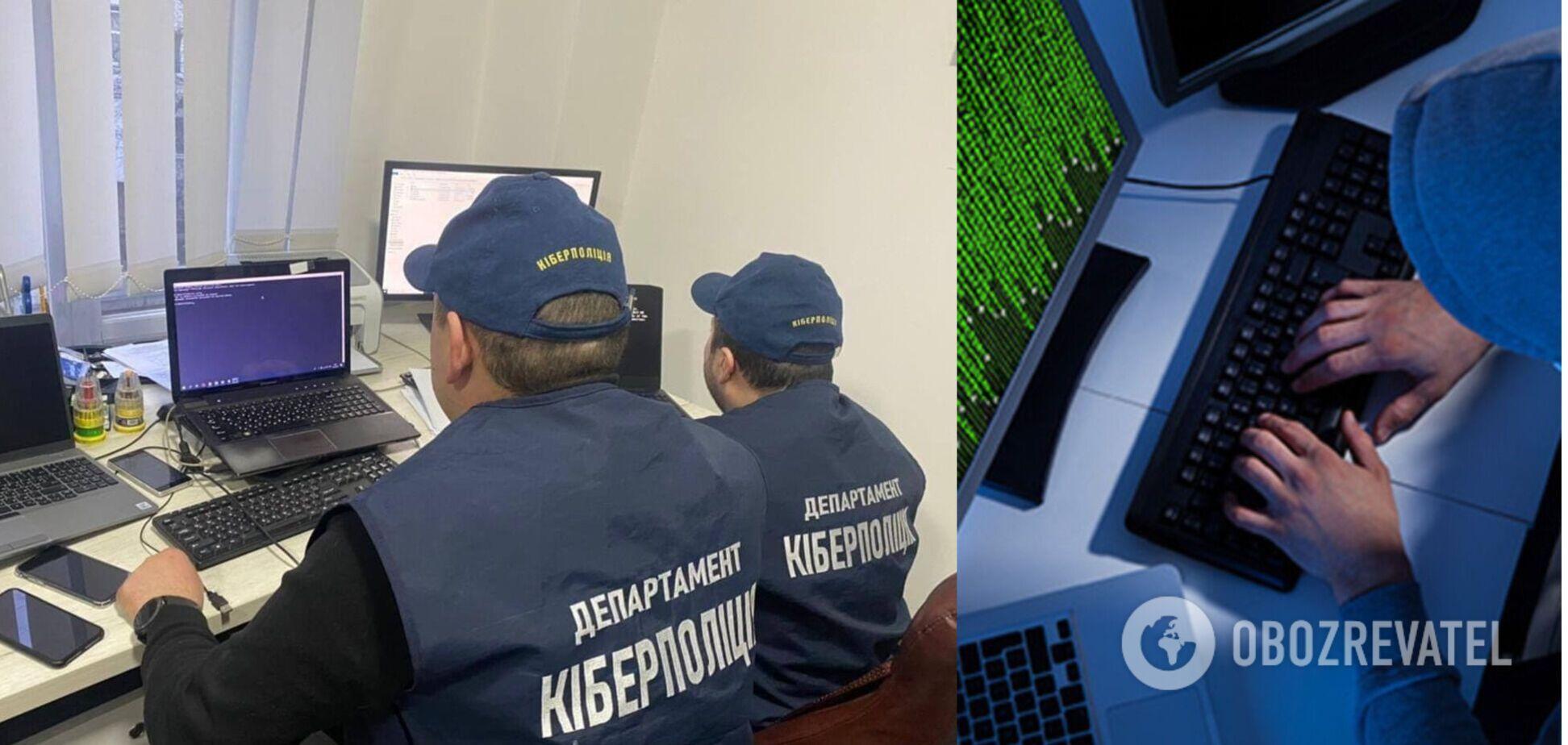 На Прикарпатье поймали хакеров, укравших со счетов компании более 1 млн грн