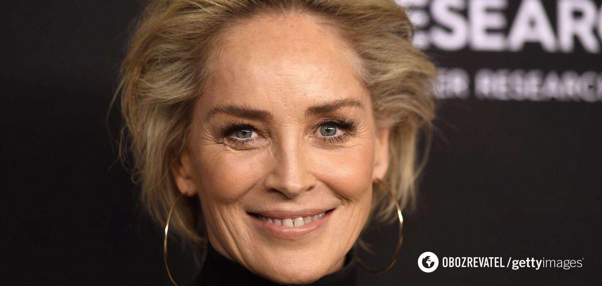 Шерон Стоун вдарила Верховена, коли побачила відверту сцену в «Основному інстинкті»