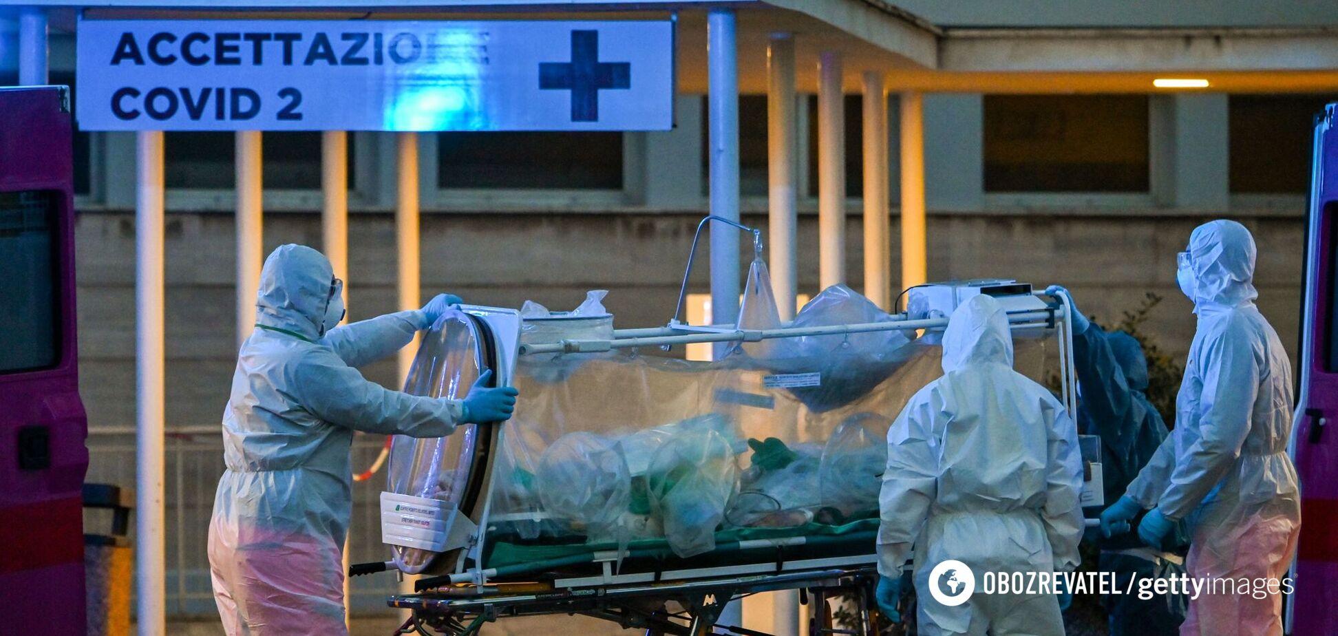 У Європі визнали початок третьої хвилі пандемії COVID-19
