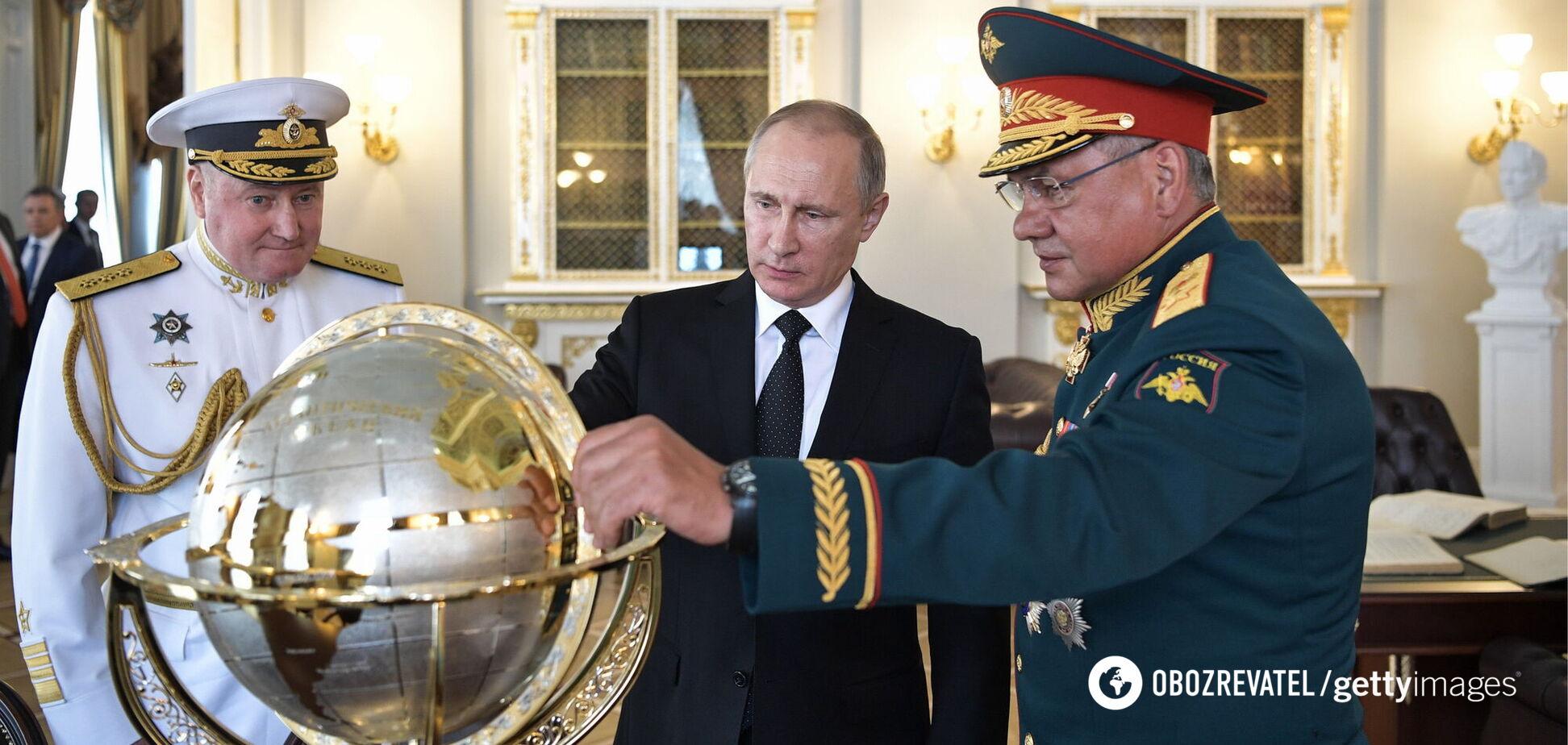 Гордон про армію Путіна: недостатньо сильна, щоб окупувати всю Україну