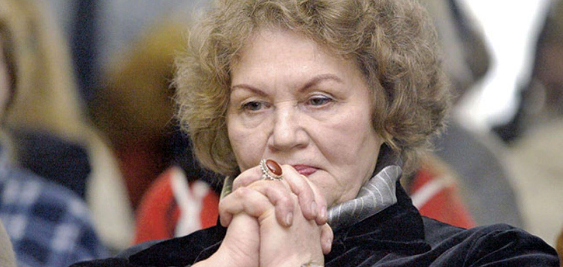 Незламна Ліна Костенко святкує день народження