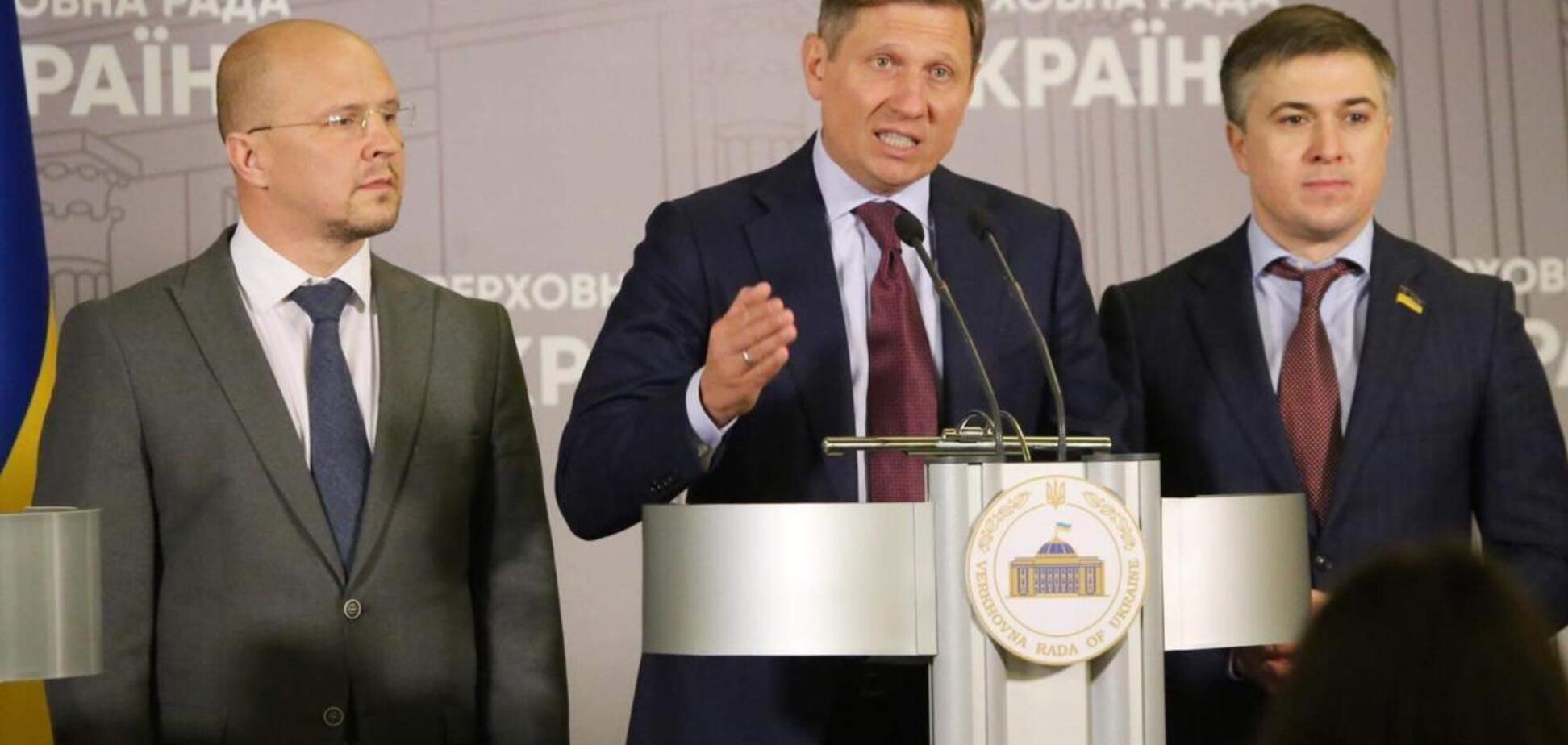 Нардепи звернулися до президента з вимогою звільнити голову Луганської ОДА