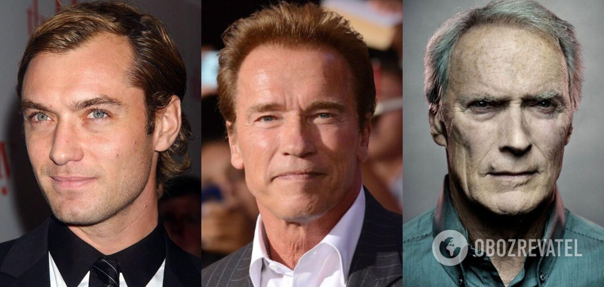 Лоу, Шварценеггер и Иствуд: 7 сыновей, как две капли похожих на звездных отцов