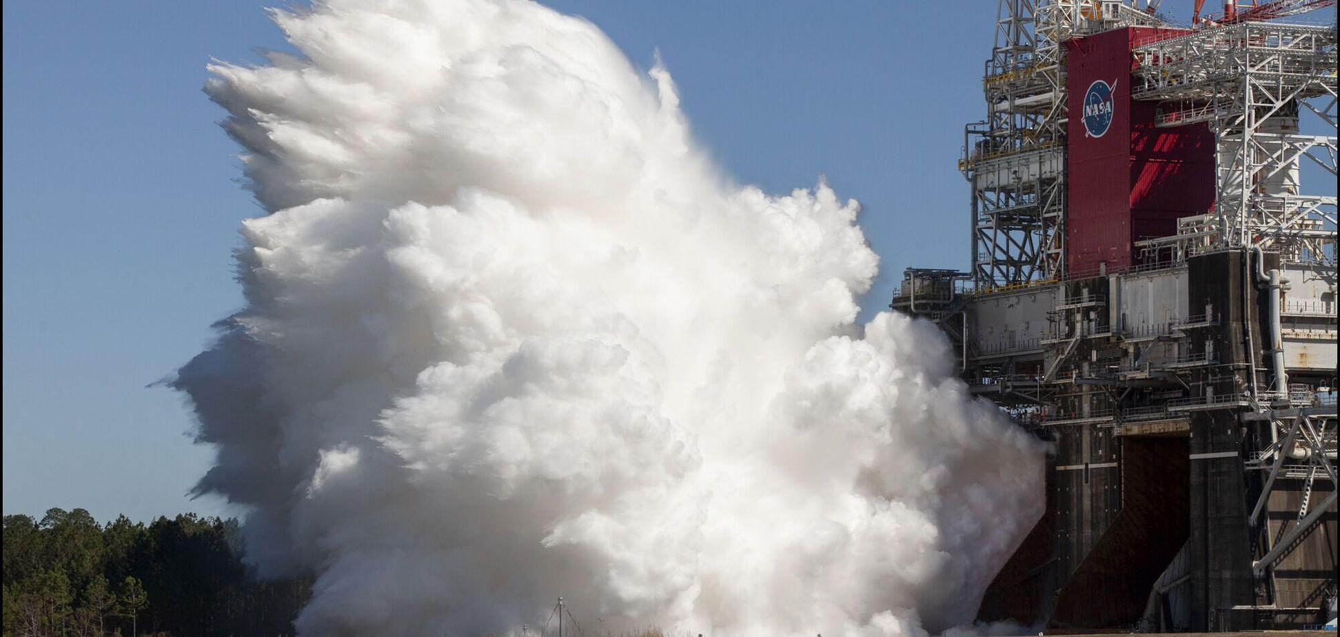 Випробування ракети NASA