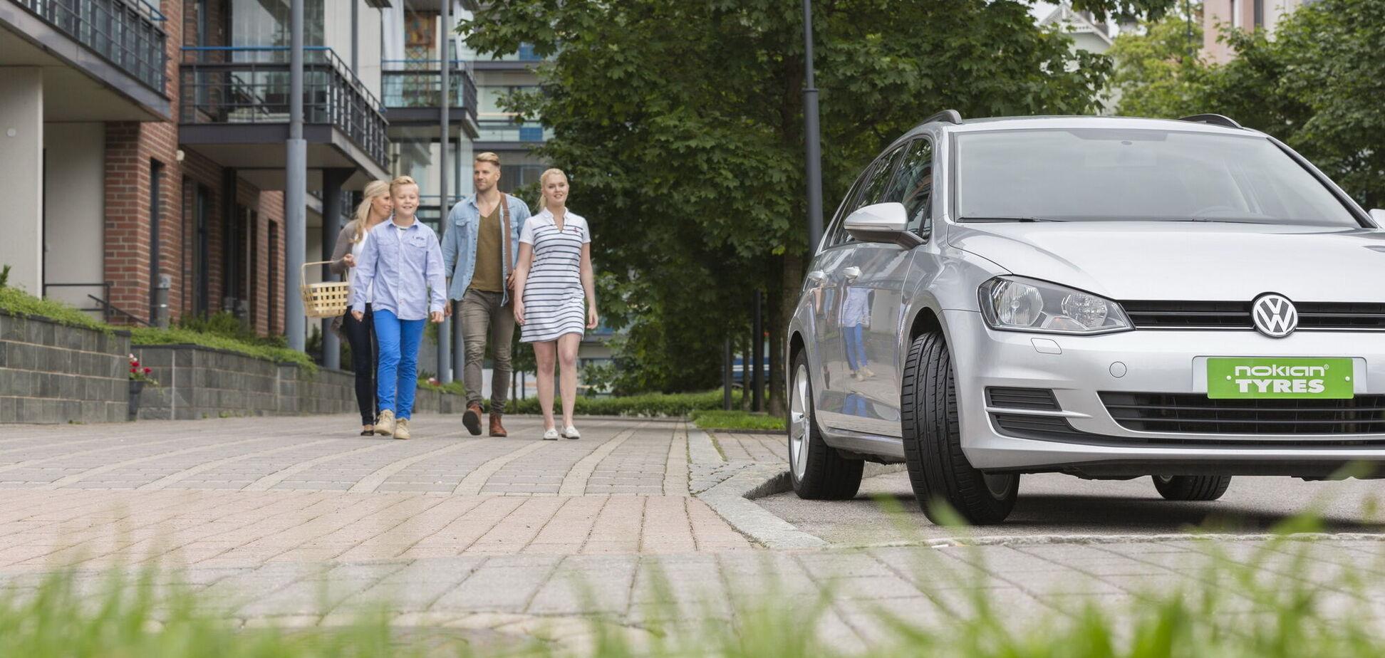Технології для безпеки: вибираємо літні шини Nokian Tyres