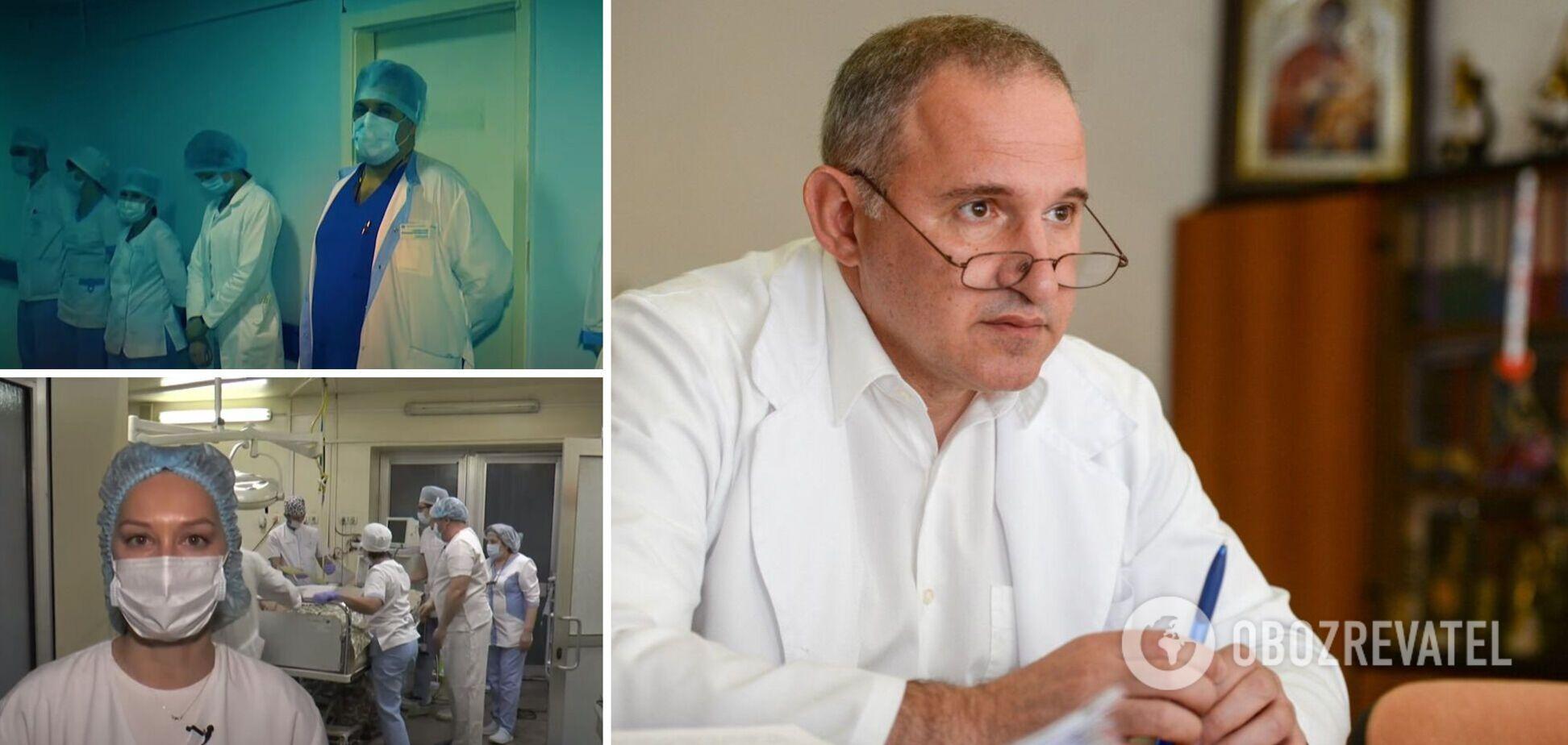 Одна смерть – чотири життя: неймовірну історію трансплантації в Запоріжжі показали в ефірі Шустера