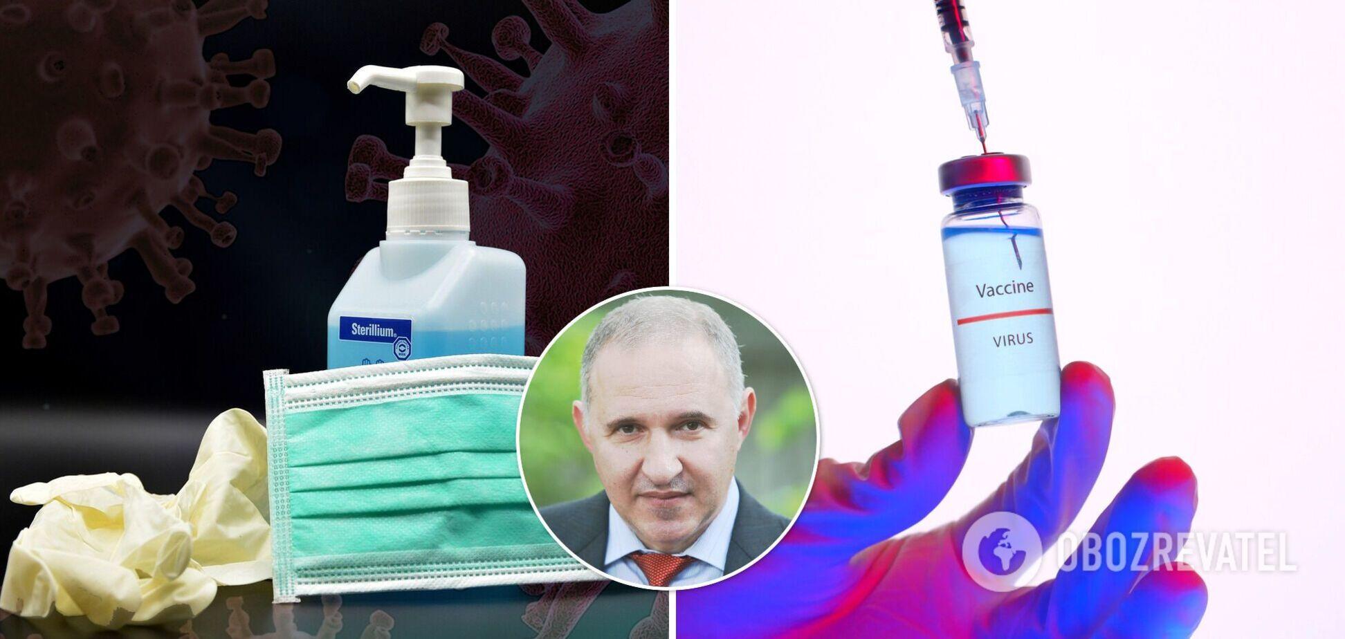 Борис Тодуров висловився про вакцинацію