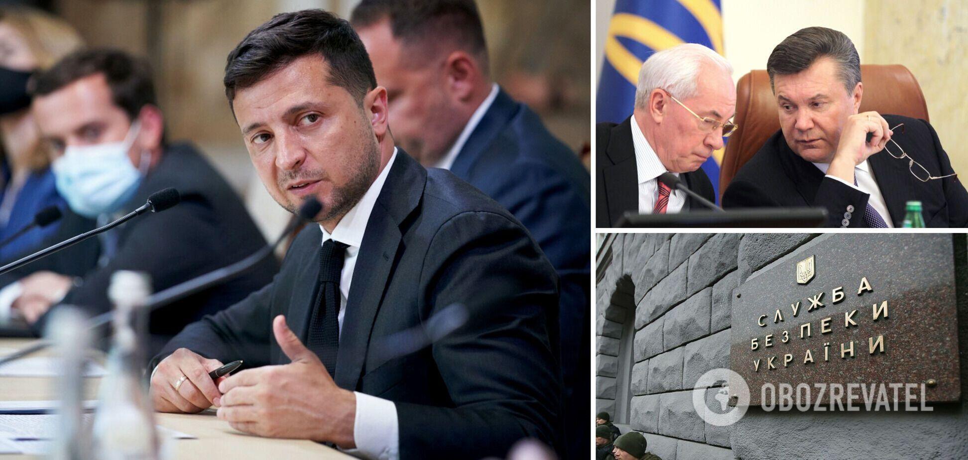 СНБО ввел новые санкции против 19 компаний и 27 экс-чиновников: все подробности заседания