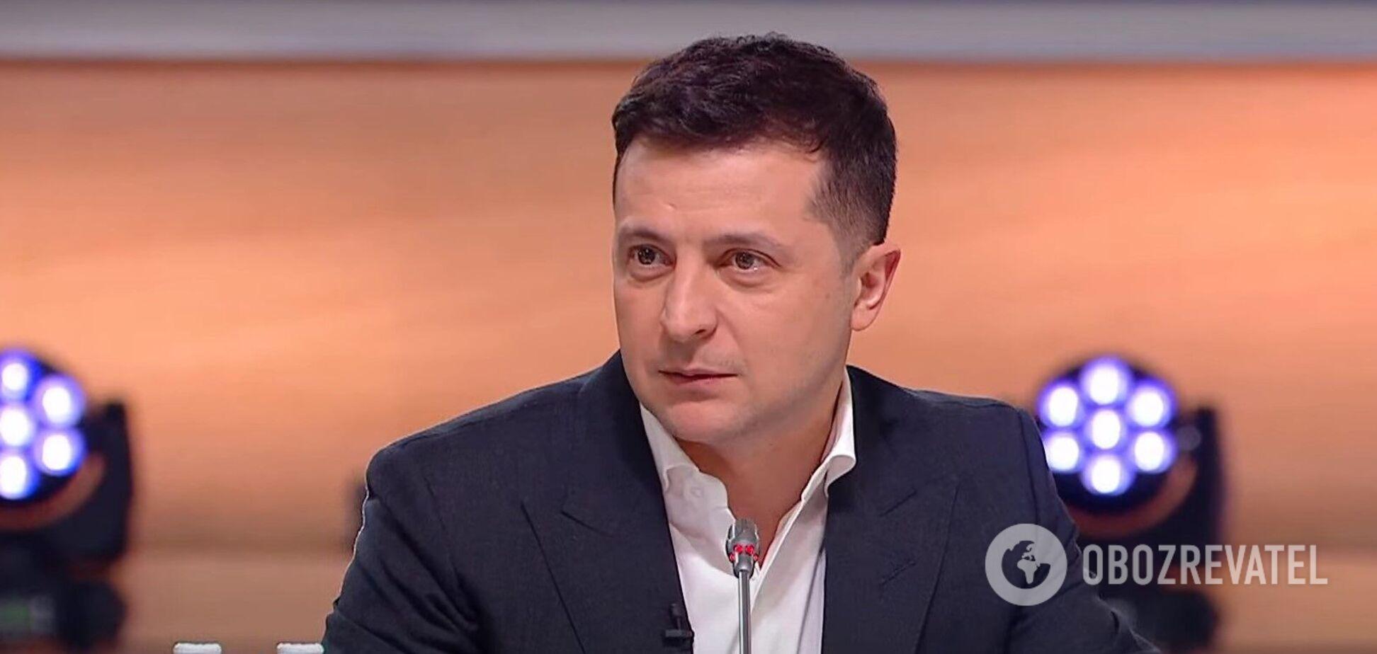 Зеленский заявил, что гордится работой 'мощного органа' СНБО