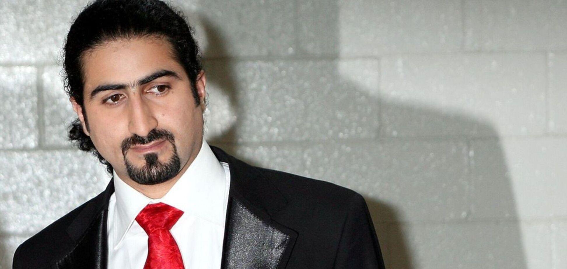 Син Усами бен Ладена написав десятки картин, які показав вперше