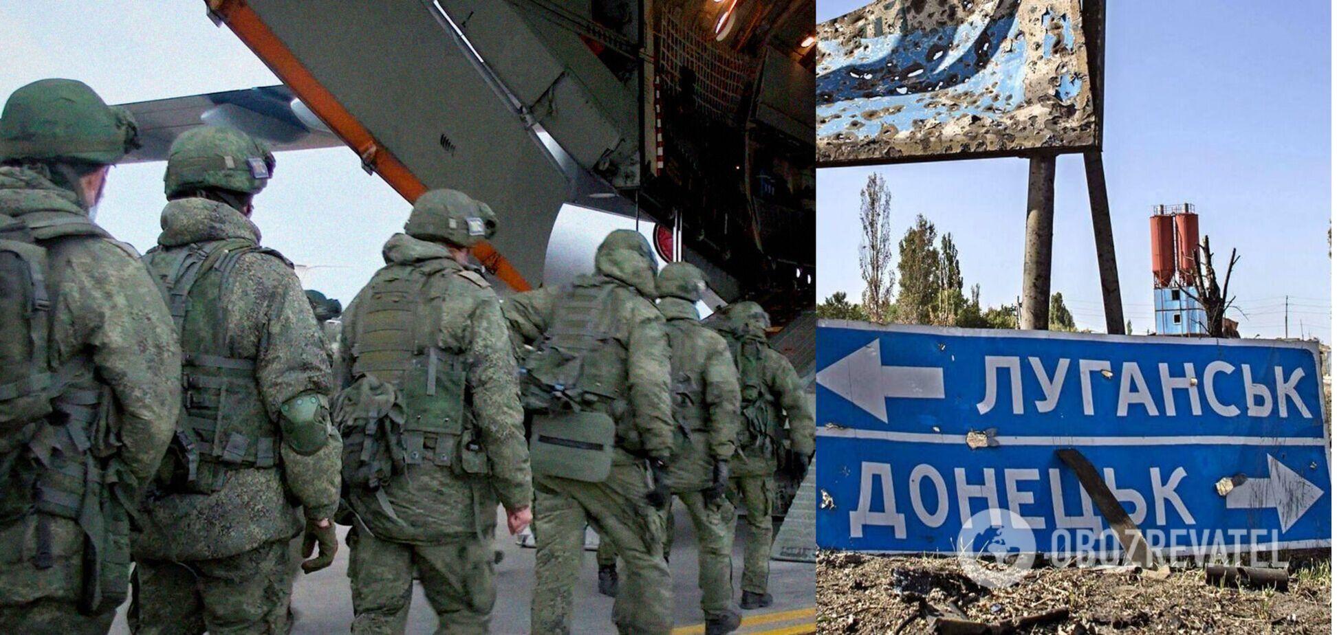 Арестович розповів, як Росія шантажує Україну 'миротворцями' на Донбасі