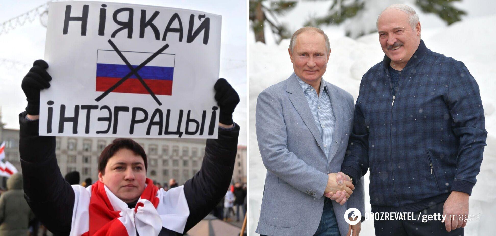 Ілларіонов заявив, що Путін хоче поглинути Білорусь, і назвав терміни
