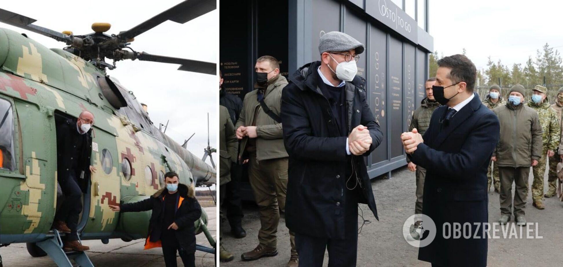 Президент Євроради: Росія є частиною конфлікту на Донбасі, Европа не скасує санкції