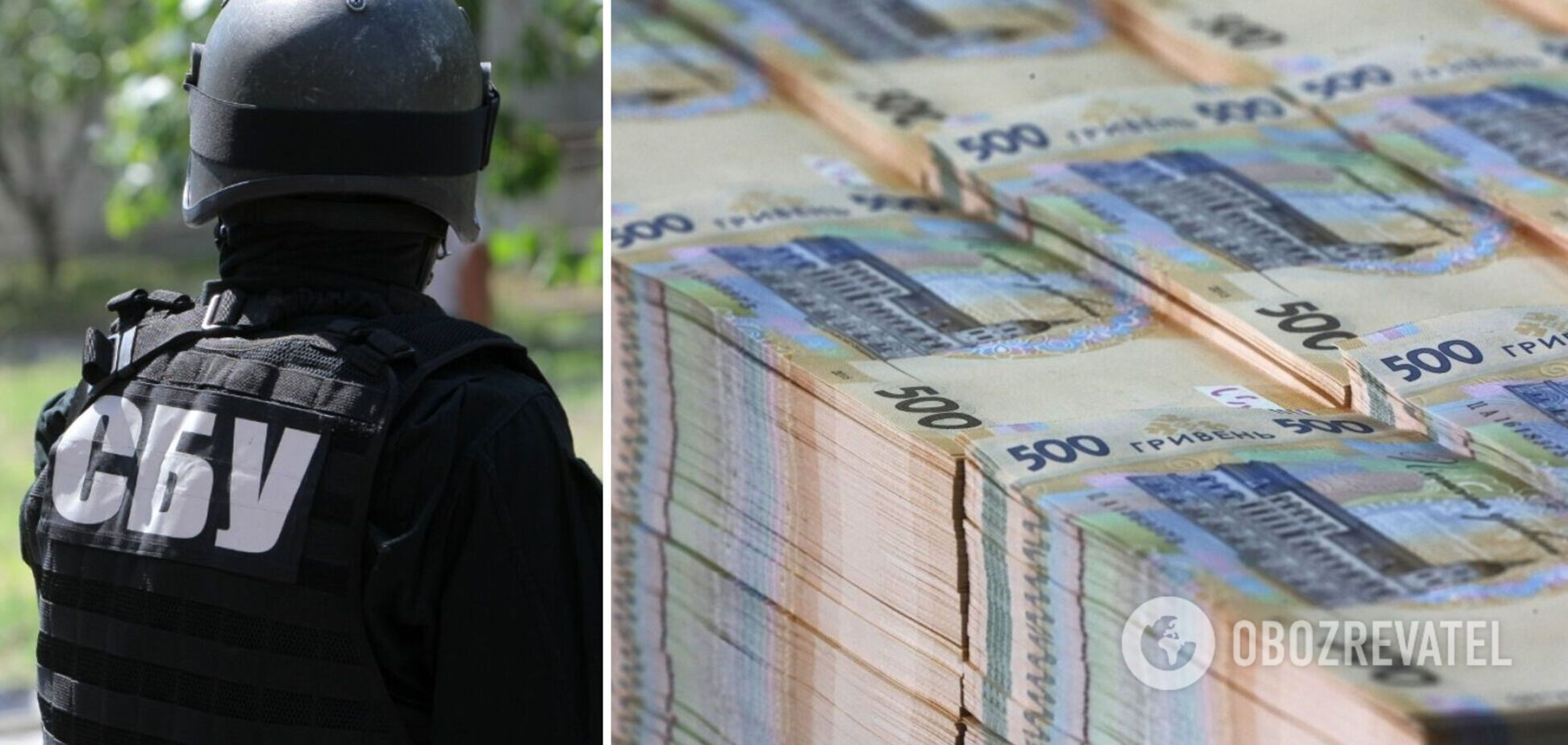 На Тернопільщині податківець вимагав у бізнесмена хабар у мільйон гривень