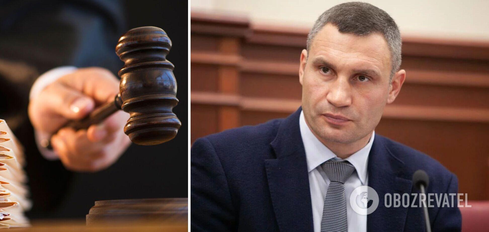 Кличко виграв суд у '1+1' щодо захисту честі та гідності: деталі справи