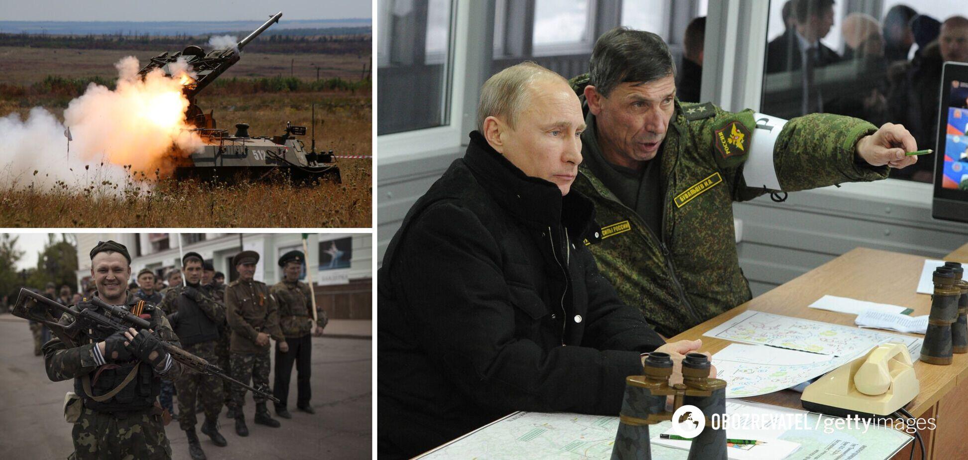 Кремль воює на Донбасі, як в Сирії, – Казанський