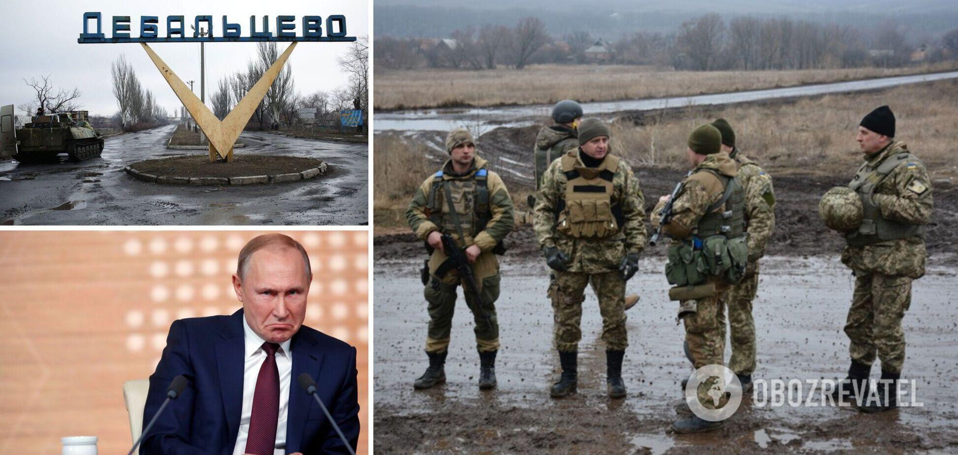 Муженко рассказал, как был сорван план Путина принять капитуляцию Украины