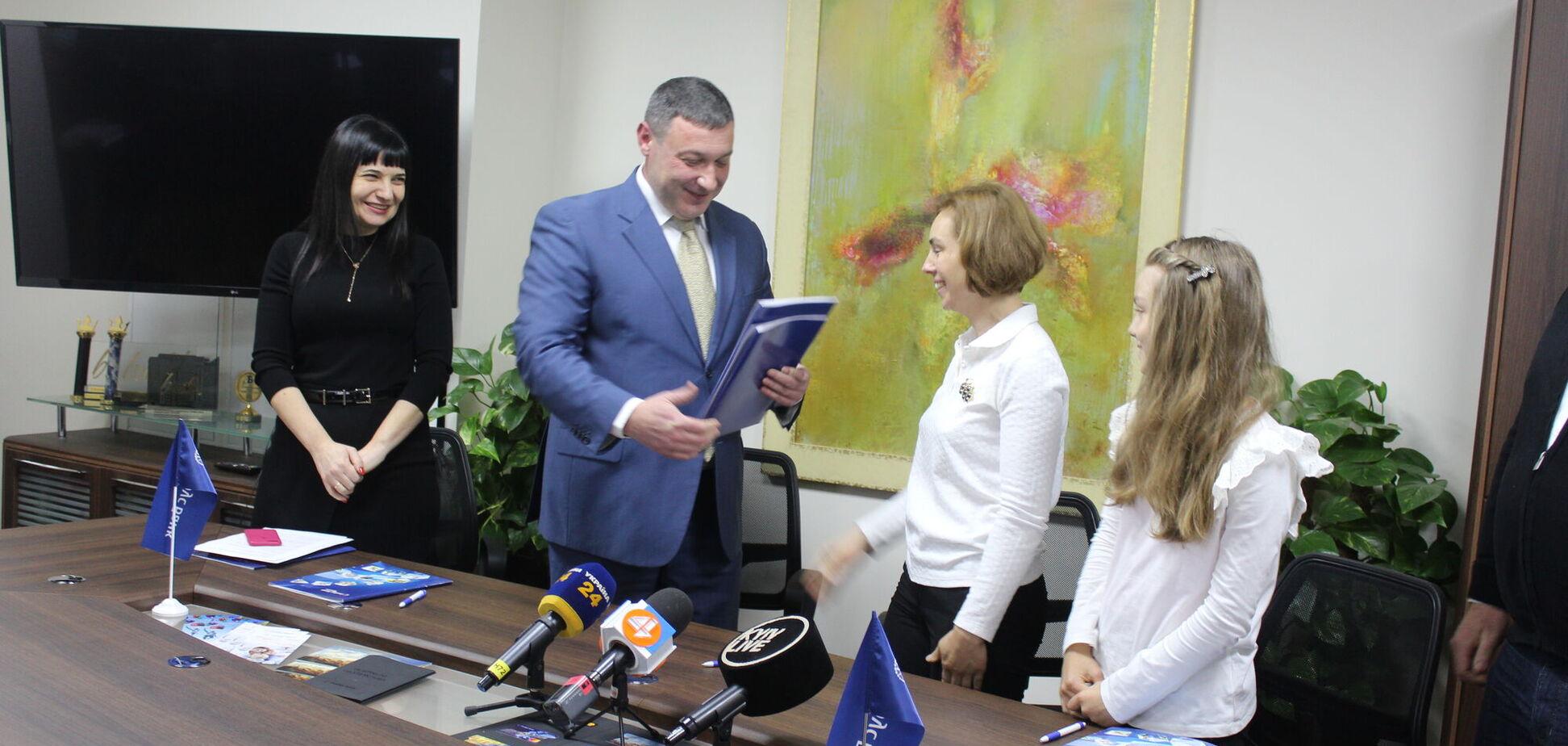 Глобус Банк в Києві видав перший іпотечний кредит під 7%