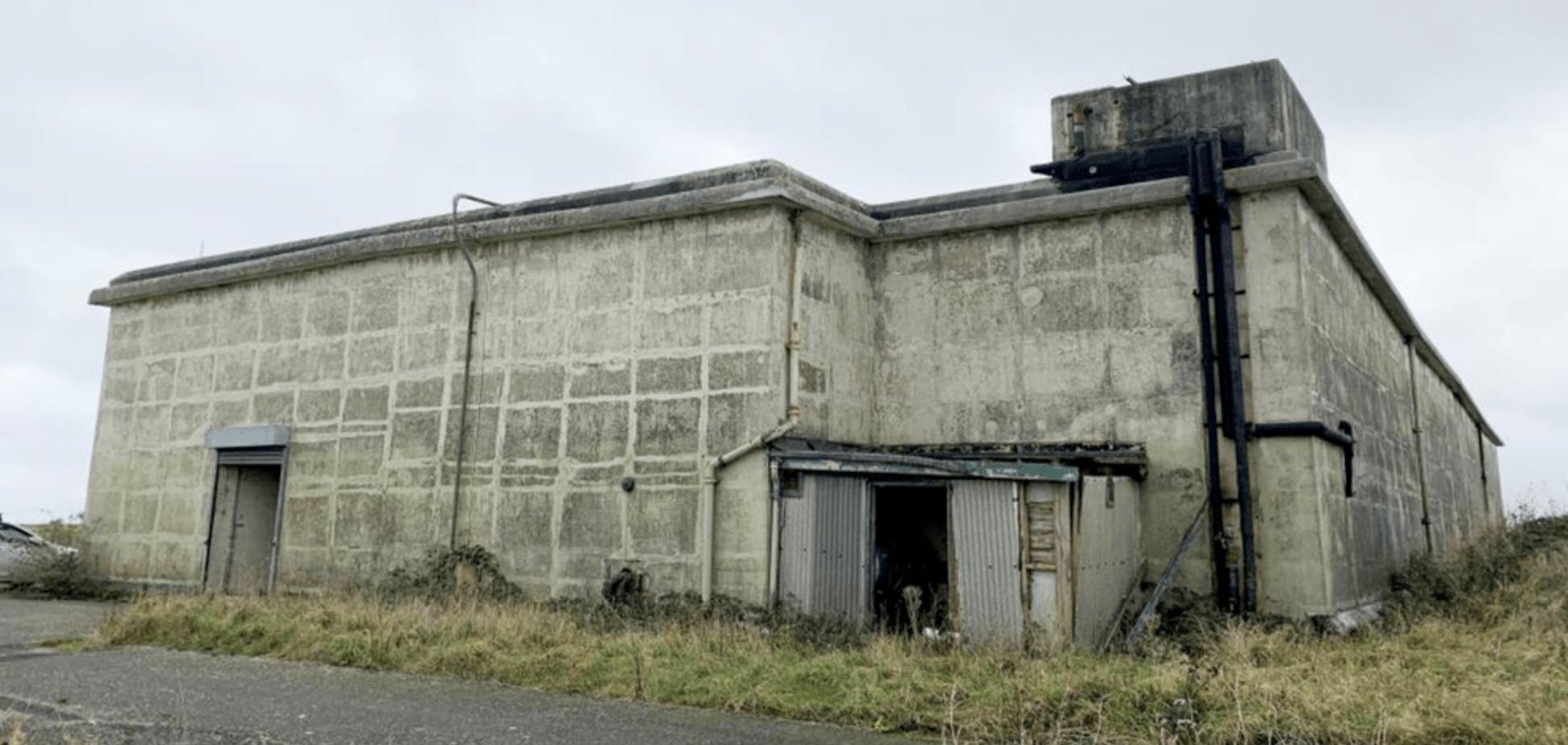 У Британії продається ядерний бункер з 56 кімнатами. Фото