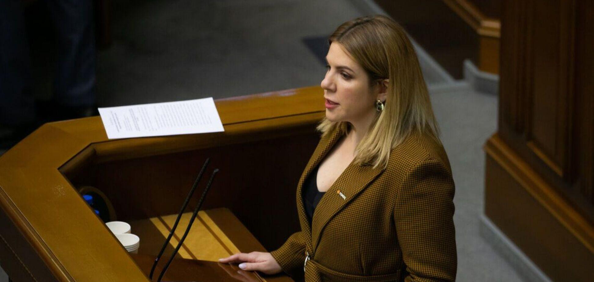 Кіра Рудик: судова реформа має стати пріоритетом для парламенту