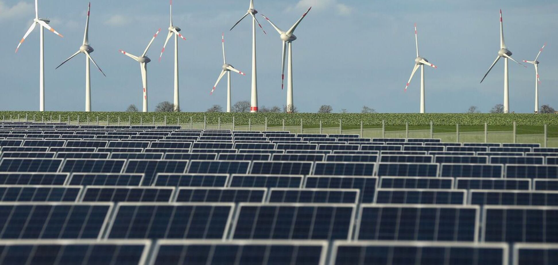 Понад 80% українців хочуть розвитку 'зеленої' енергетики для покращення екології – опитування