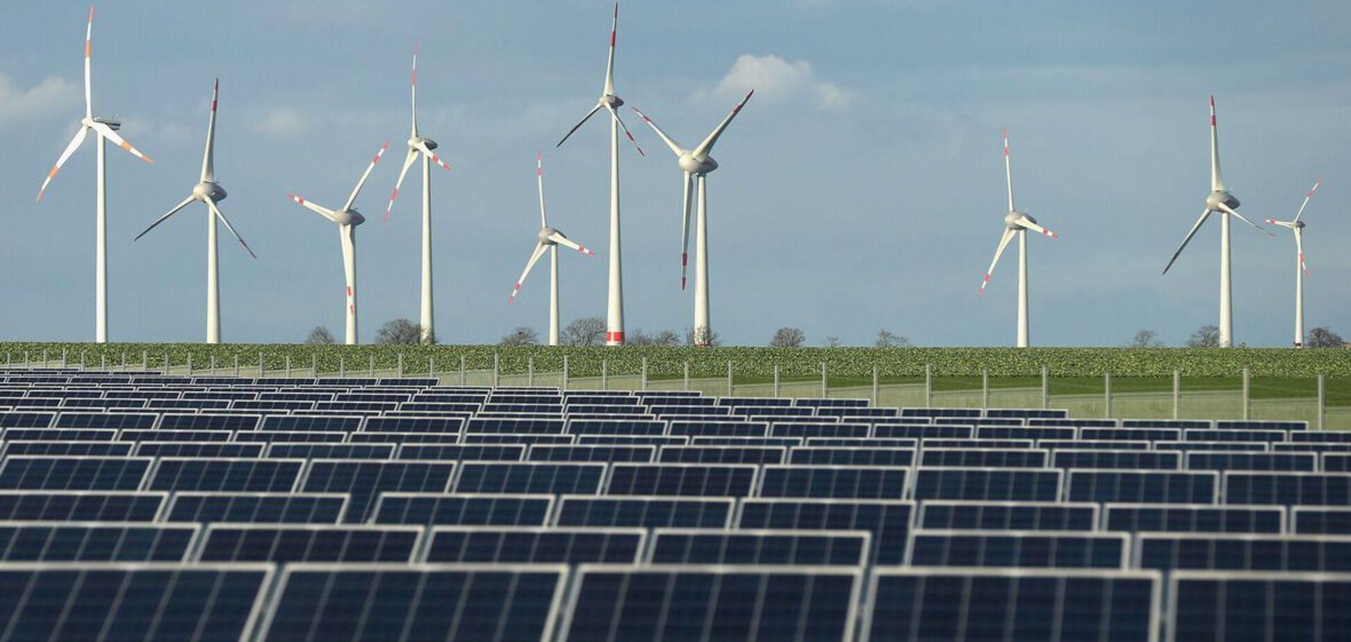 9 компаний приобрели 'зеленую' энергию менее чем за 1,4 грн за кВт-ч