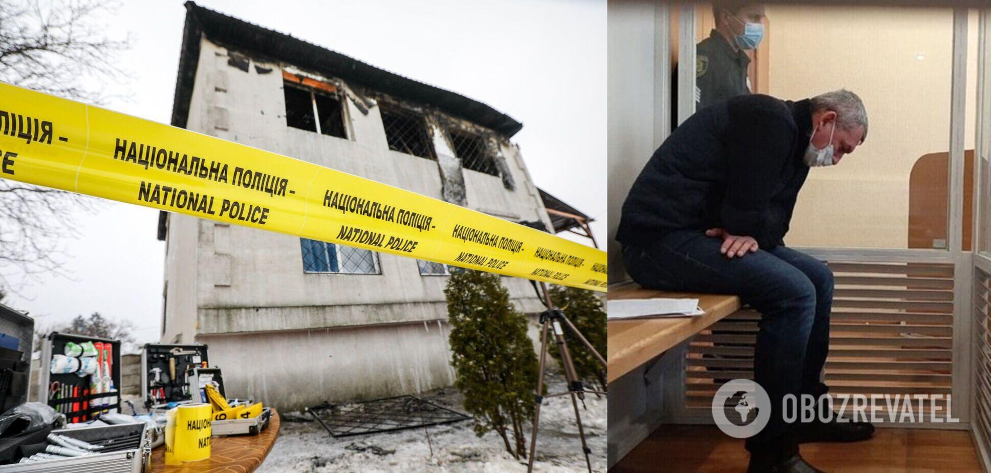 Пожежа в будинку для літніх людей у Харкові: суд виніс нове рішення щодо підозрюваних