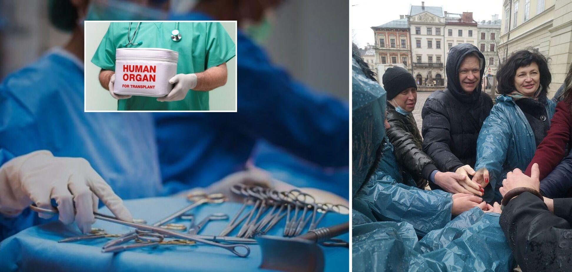 Как трупное донорство спасает жизни украинцев: пациенты рассказали свои истории