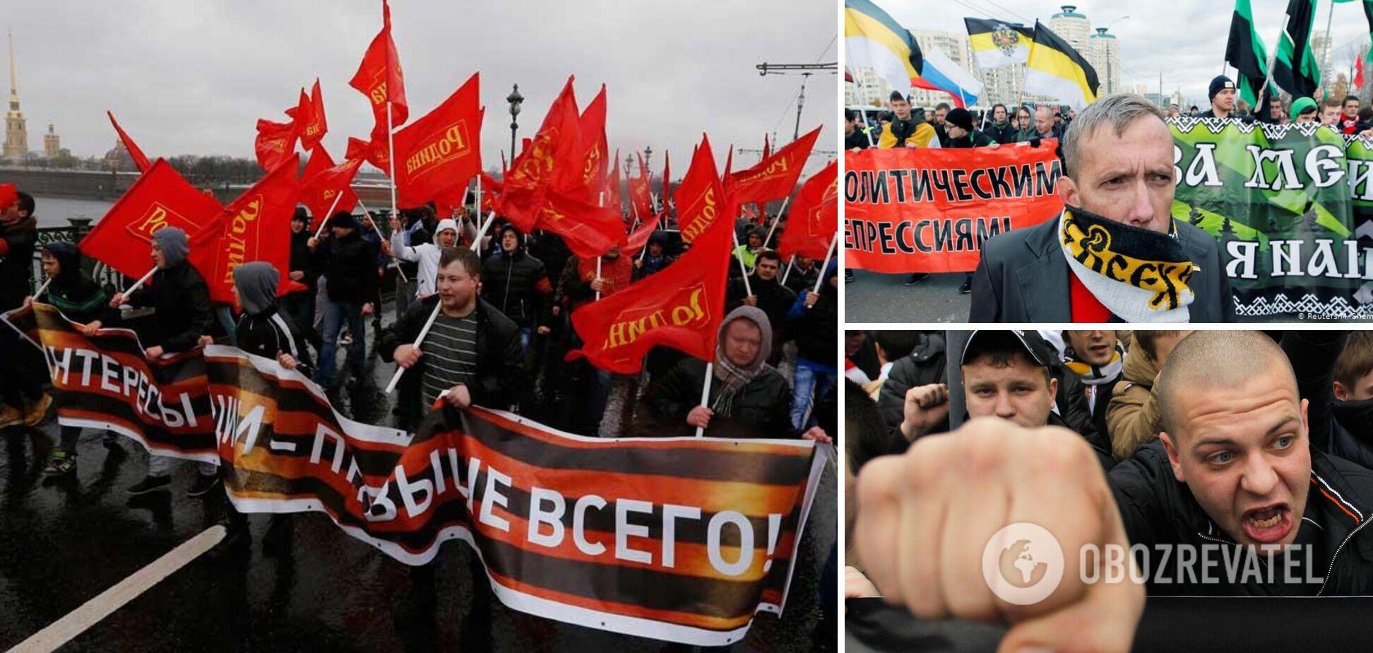 'Проєкт МКУ': навіщо Росія видає за українців своїх неонацистів