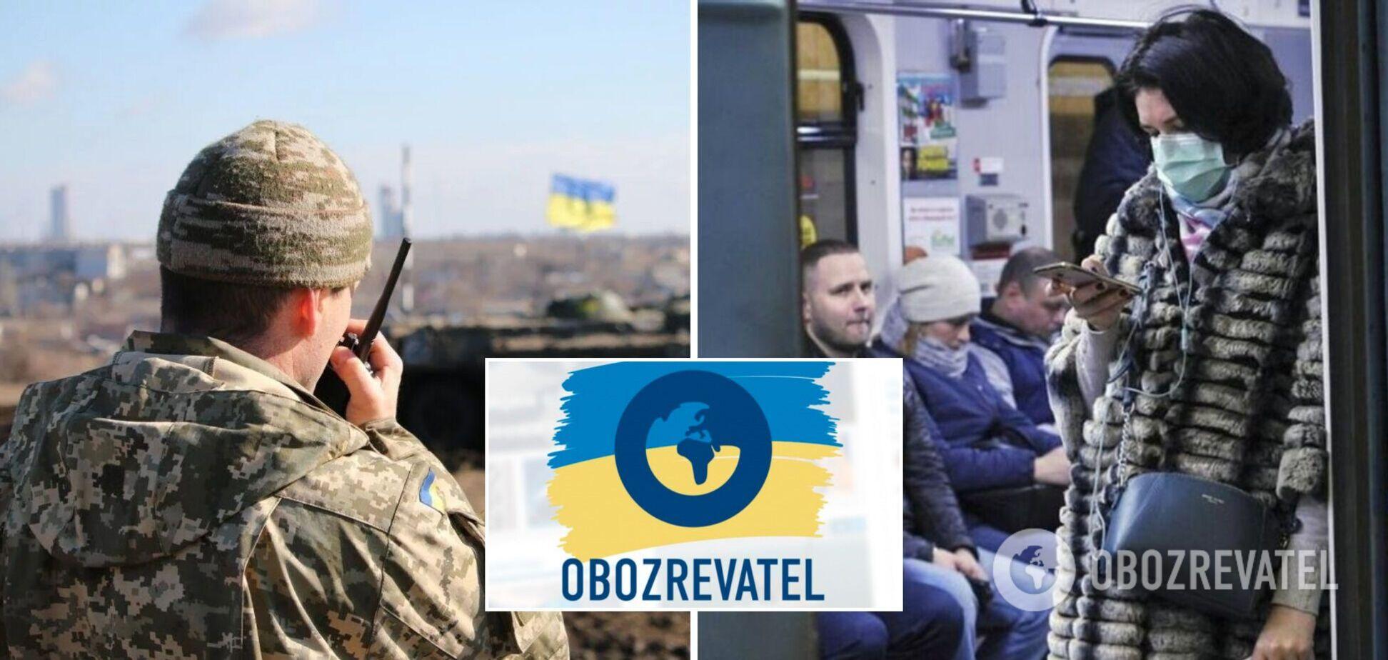 Новини України: в Києві ввели суворий карантин, на Донбасі загинув боєць ЗСУ