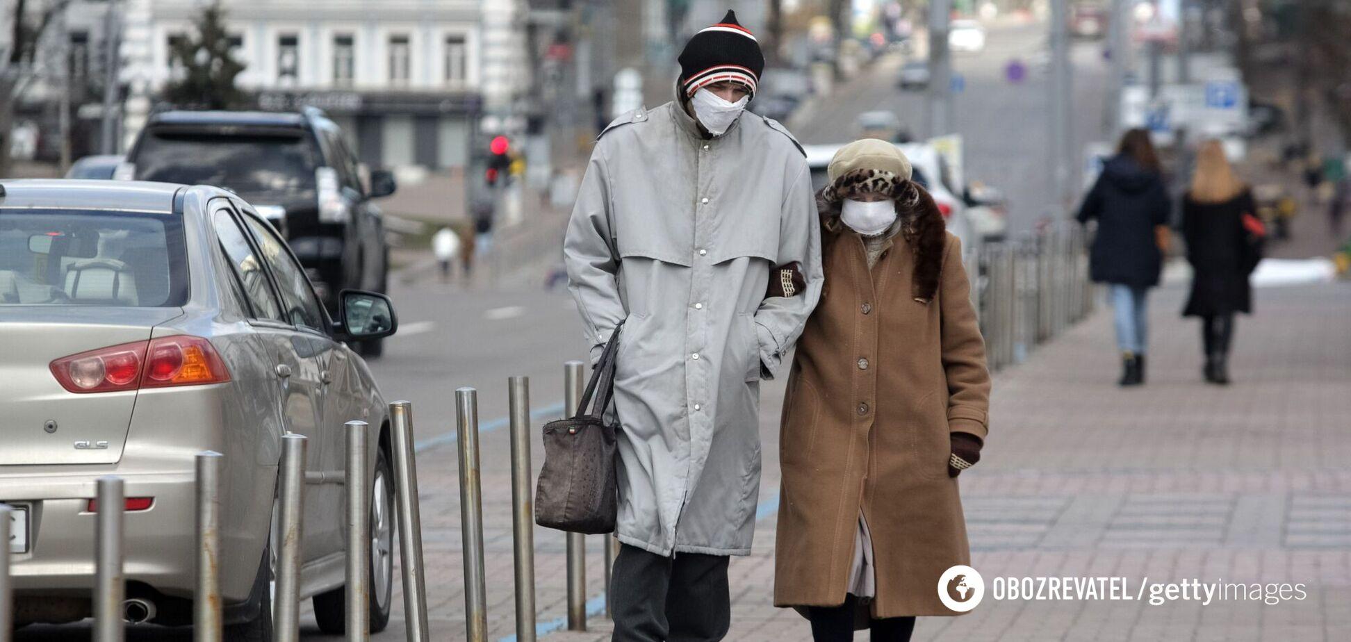 Хроника коронавируса на 20 марта: Украина в мировых лидерах по количеству новых заражений COVID-19