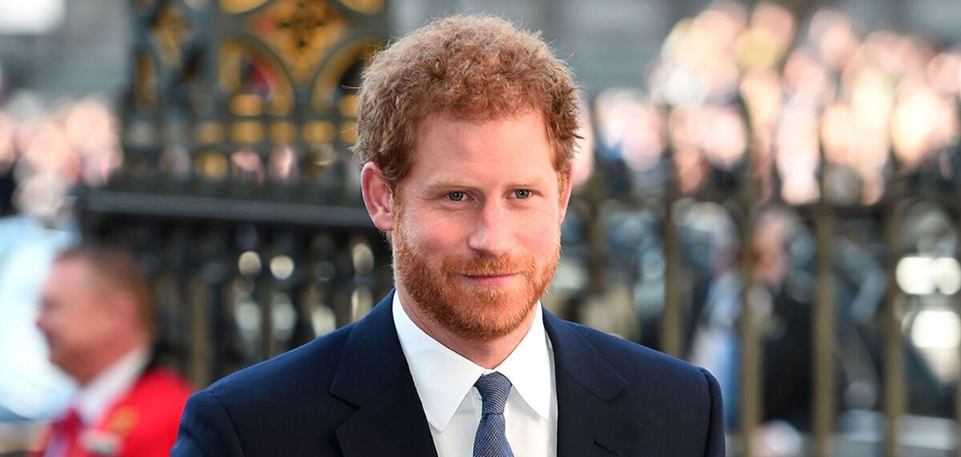 Принц Гарри впервые появился на публике после скандального интервью. Фото