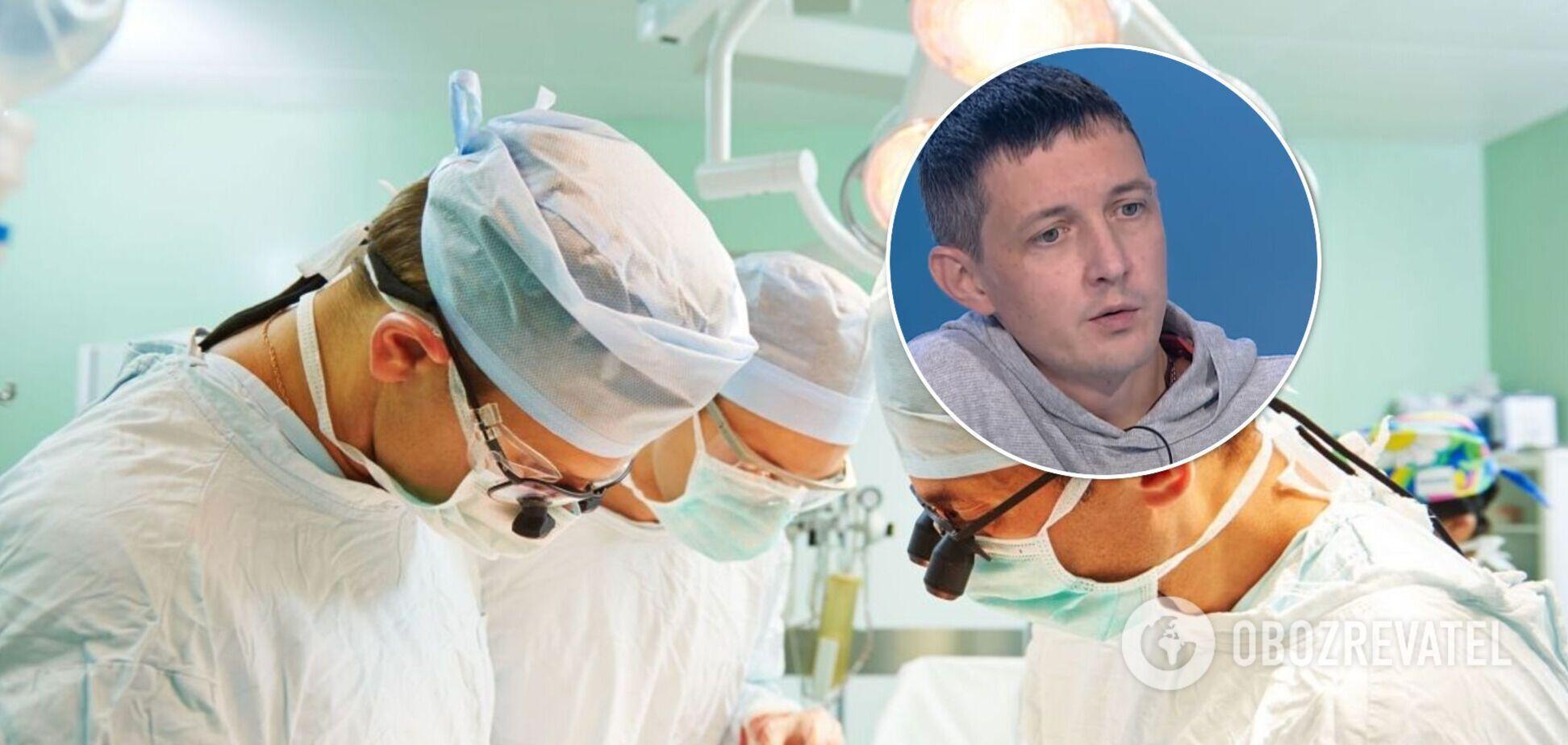 В Україні вперше пересадять легені: пацієнт спеціально повернувся з Індії
