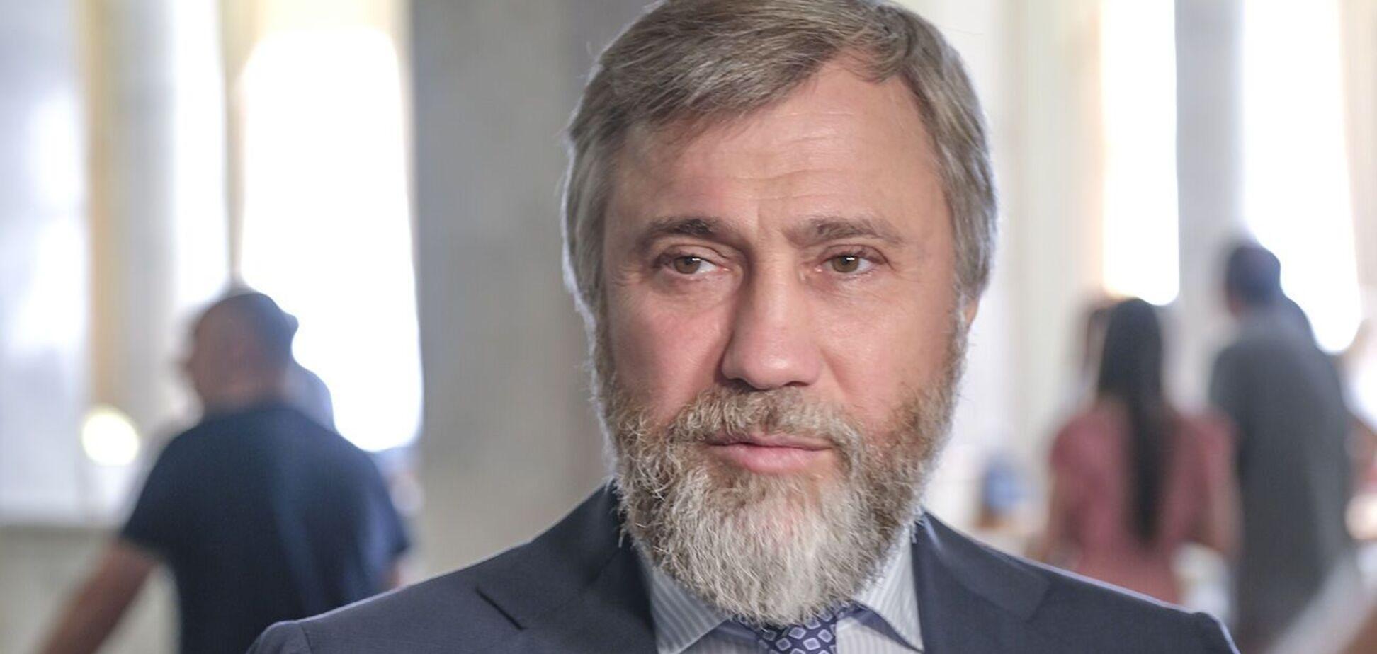 Новинский поздравил Аксенова с победой на довыборах в Раду