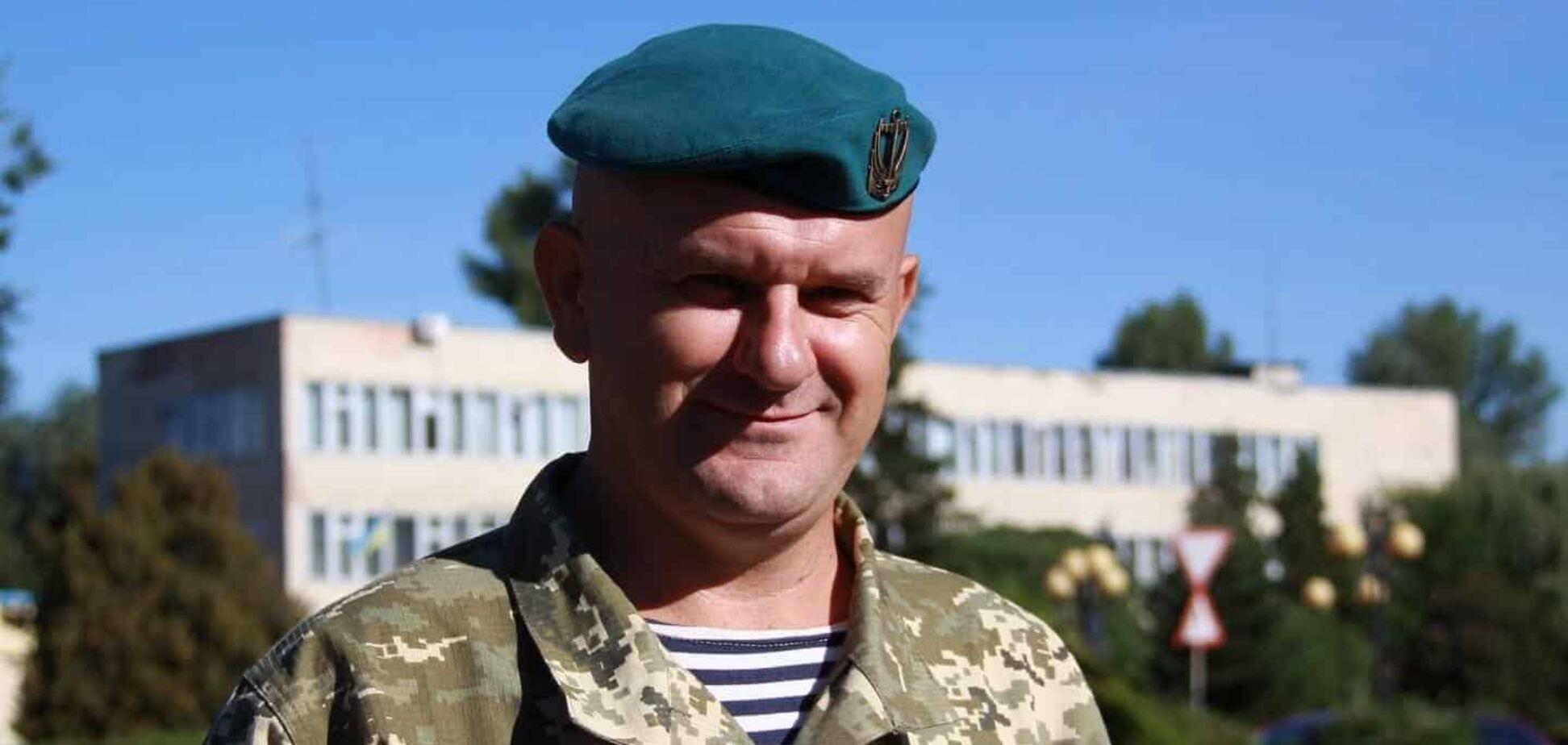 Загиблий воїн ЗСУ Анатолій Ганненко