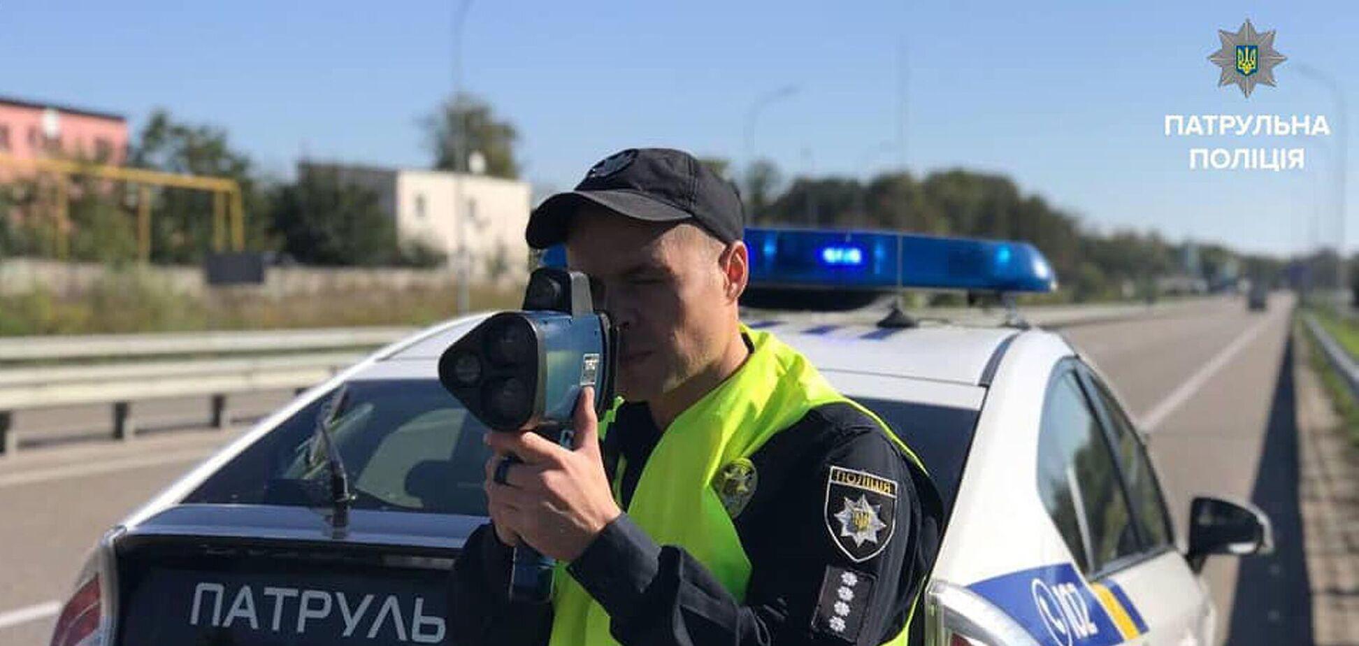 В Украине появятся новые патрули с TruCAM: адреса