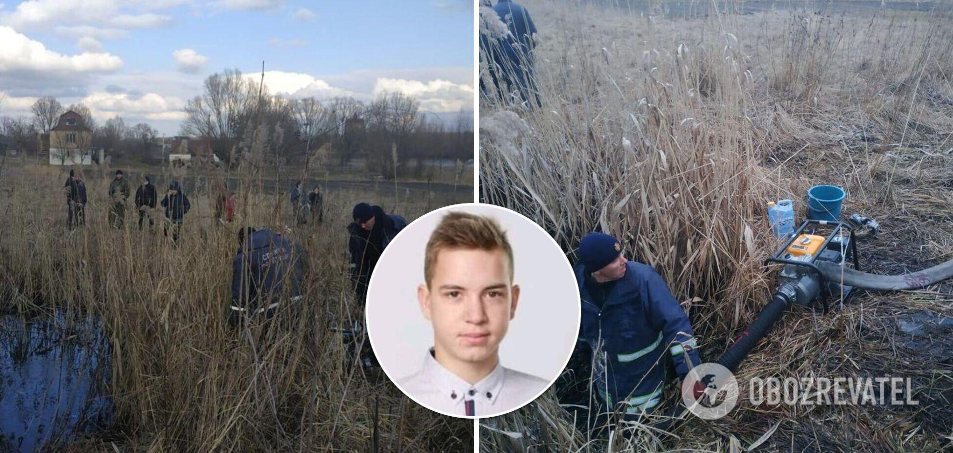 На Житомирщині знайшли мертвим неповнолітнього, якого шукали три доби. Фото