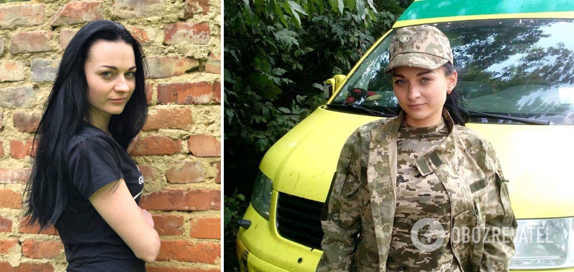 'Живу с постоянной болью': медик 'Айдара' спасала воинов на Донбассе, а сейчас борется за собственную жизнь