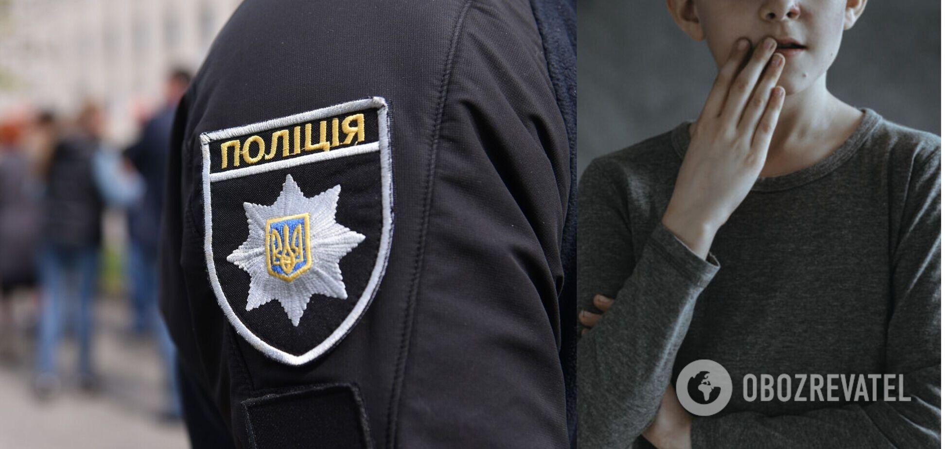 В Запорожье женщина заявила об изнасиловании внука в школе, полиция не подтверждает