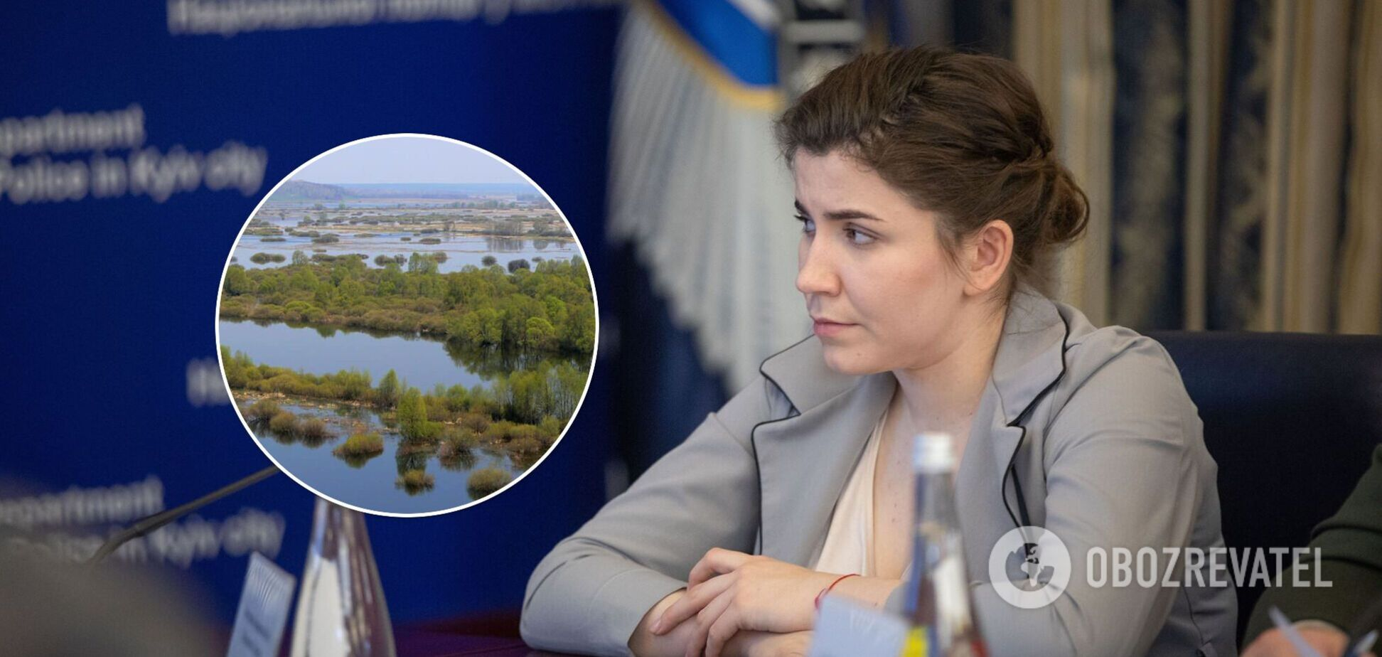 Глава Черниговщины пригласила туристов на разлив Десны-2021