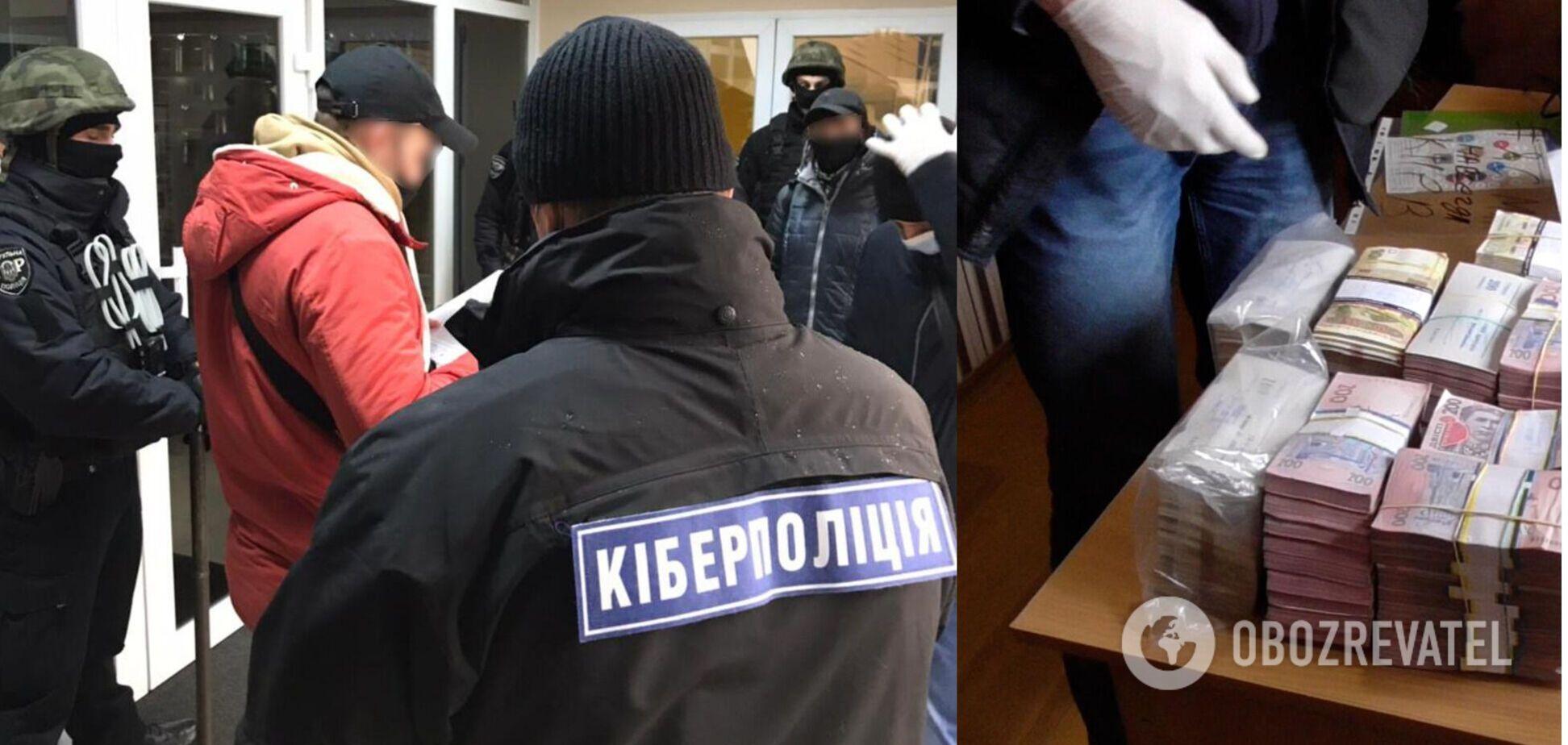 В Україні аферисти через 'піраміду' обдурили тисячі українців на 150 млн