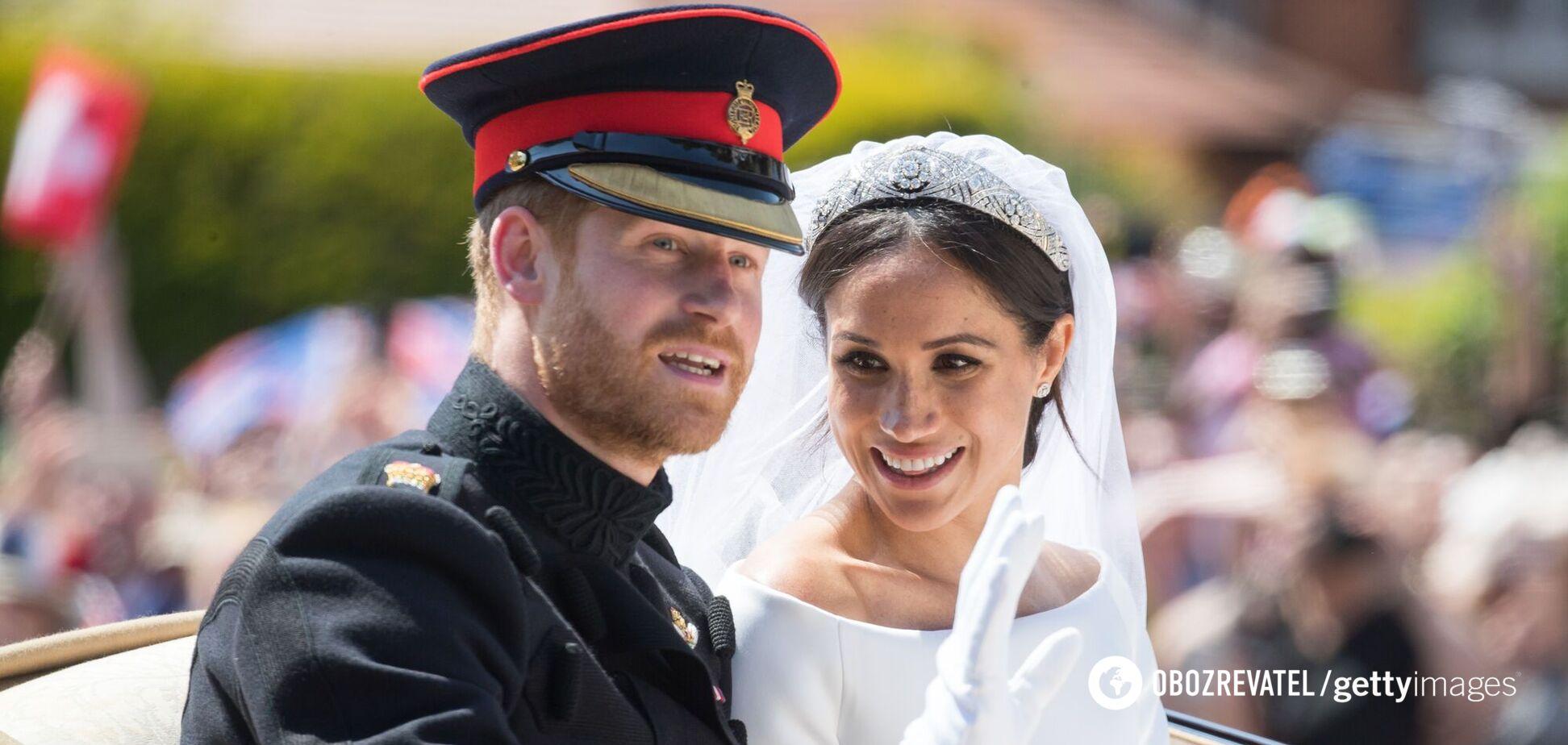 Стала известна настоящая дата свадьбы принца Гарри и Меган Маркл