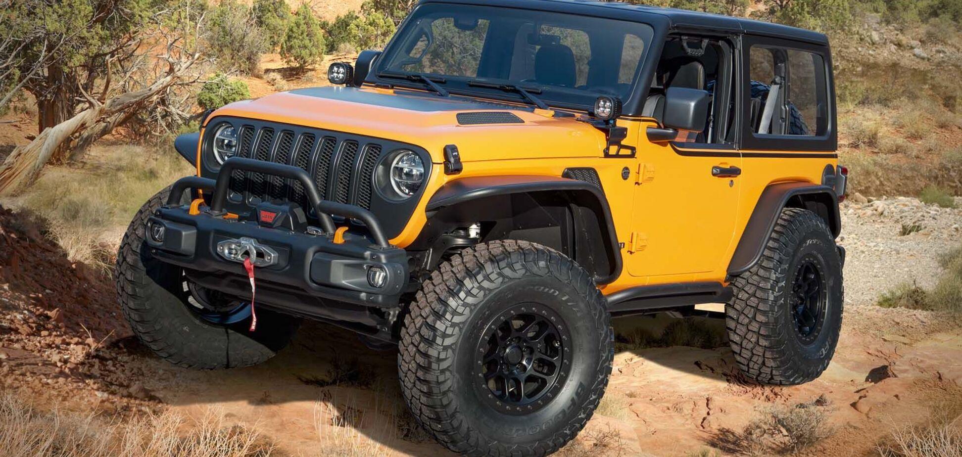 Jeep показав концепти для щорічного Easter Jeep Safari