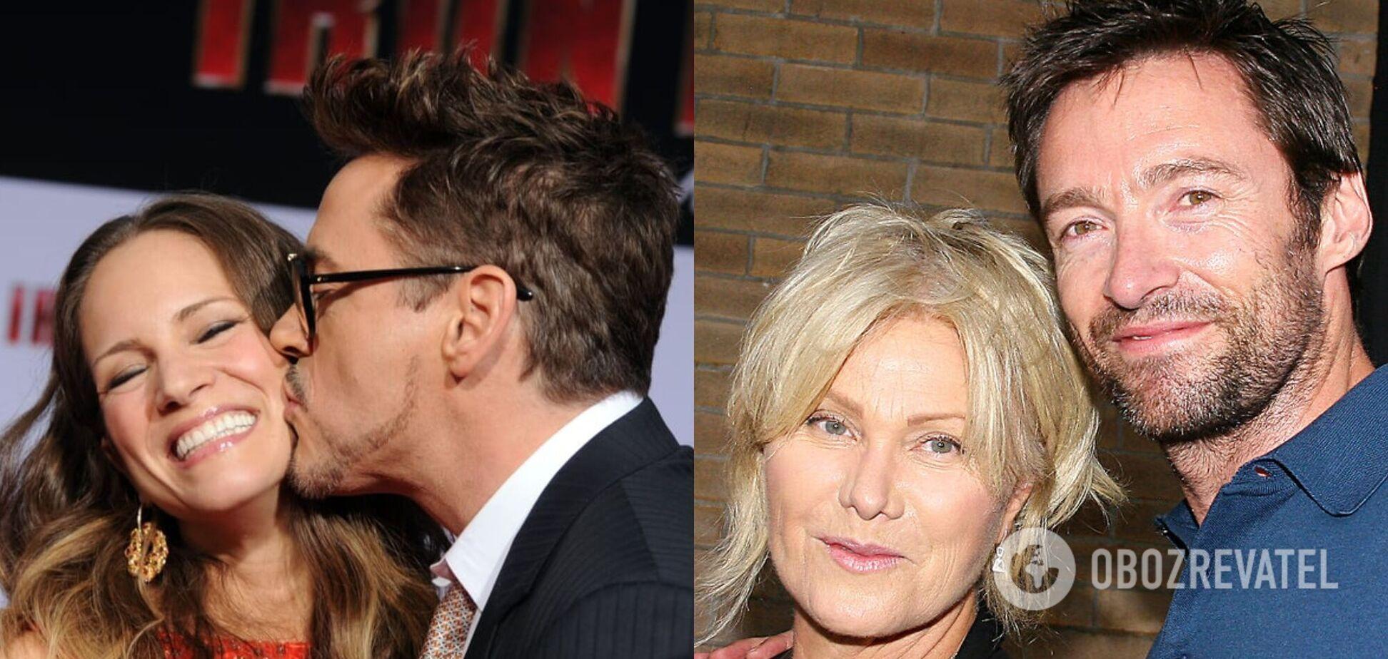 Дружини Сталлоне, Макконагея і Джекмана: як виглядають обраниці найжаданіших секс-символів Голлівуду