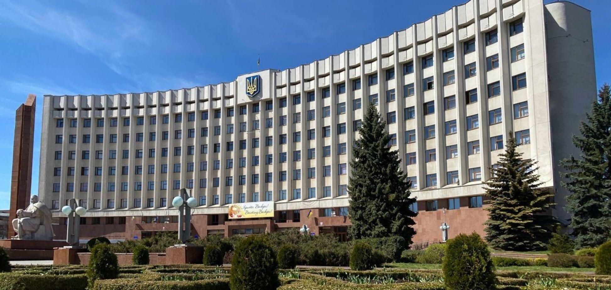 В Ивано-франковске требуют отставки председателя ОГА
