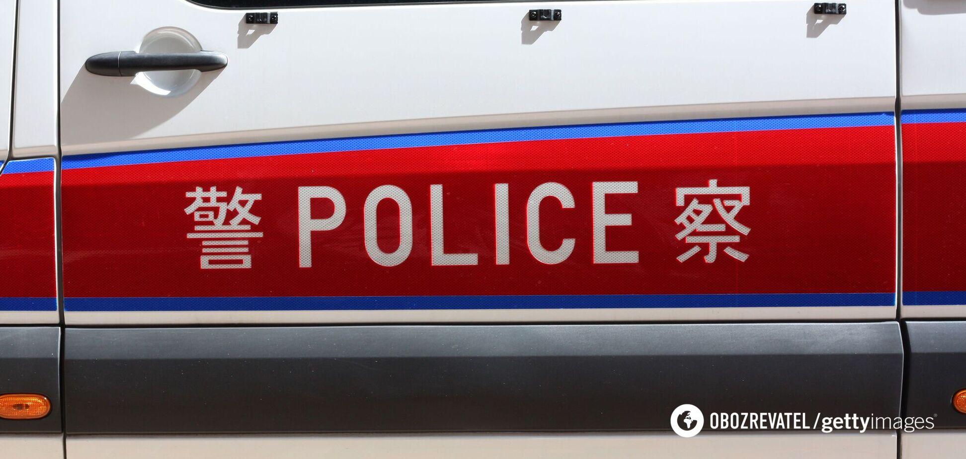Полиция в Китае