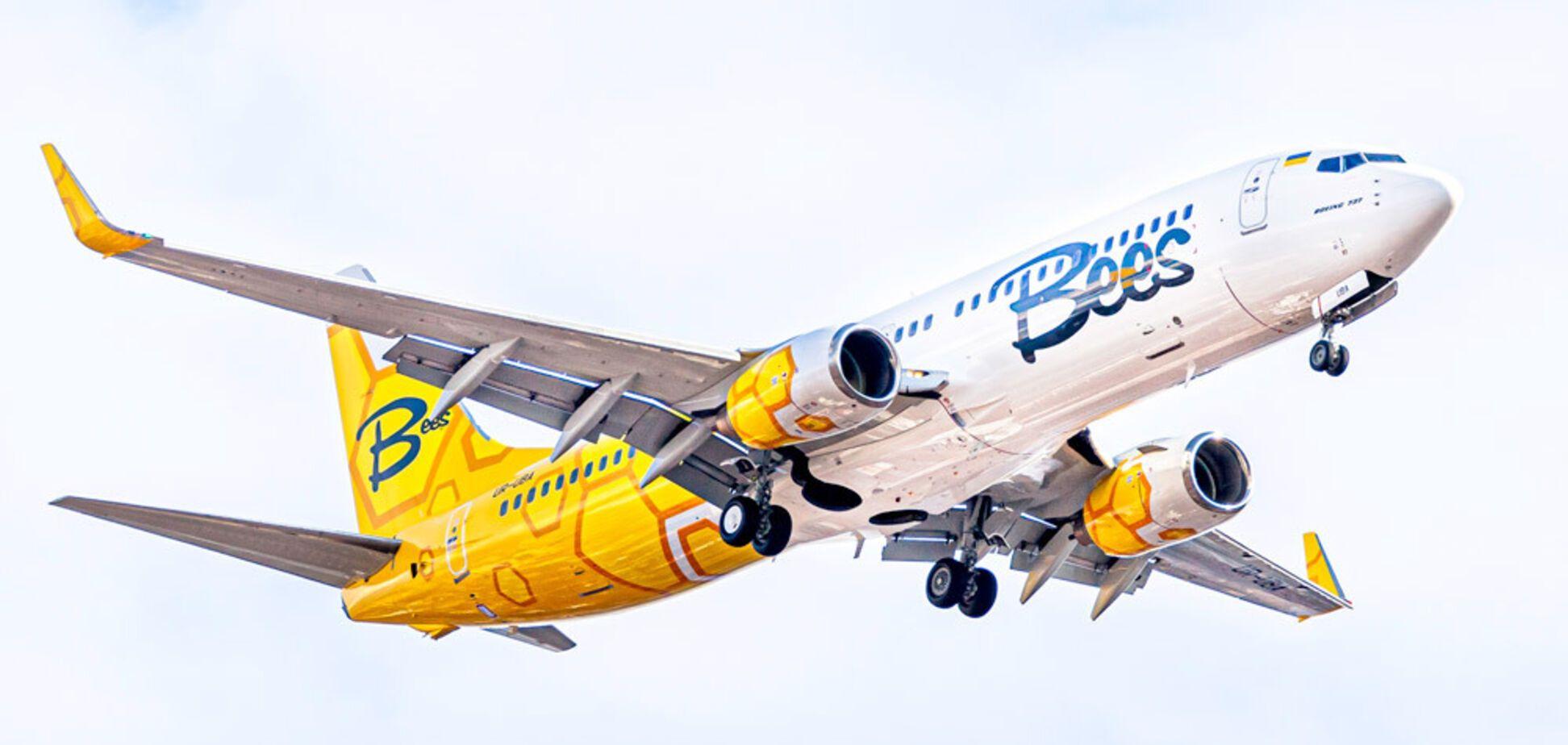 Bees Airline отримала право на польоти в Європу: список країн